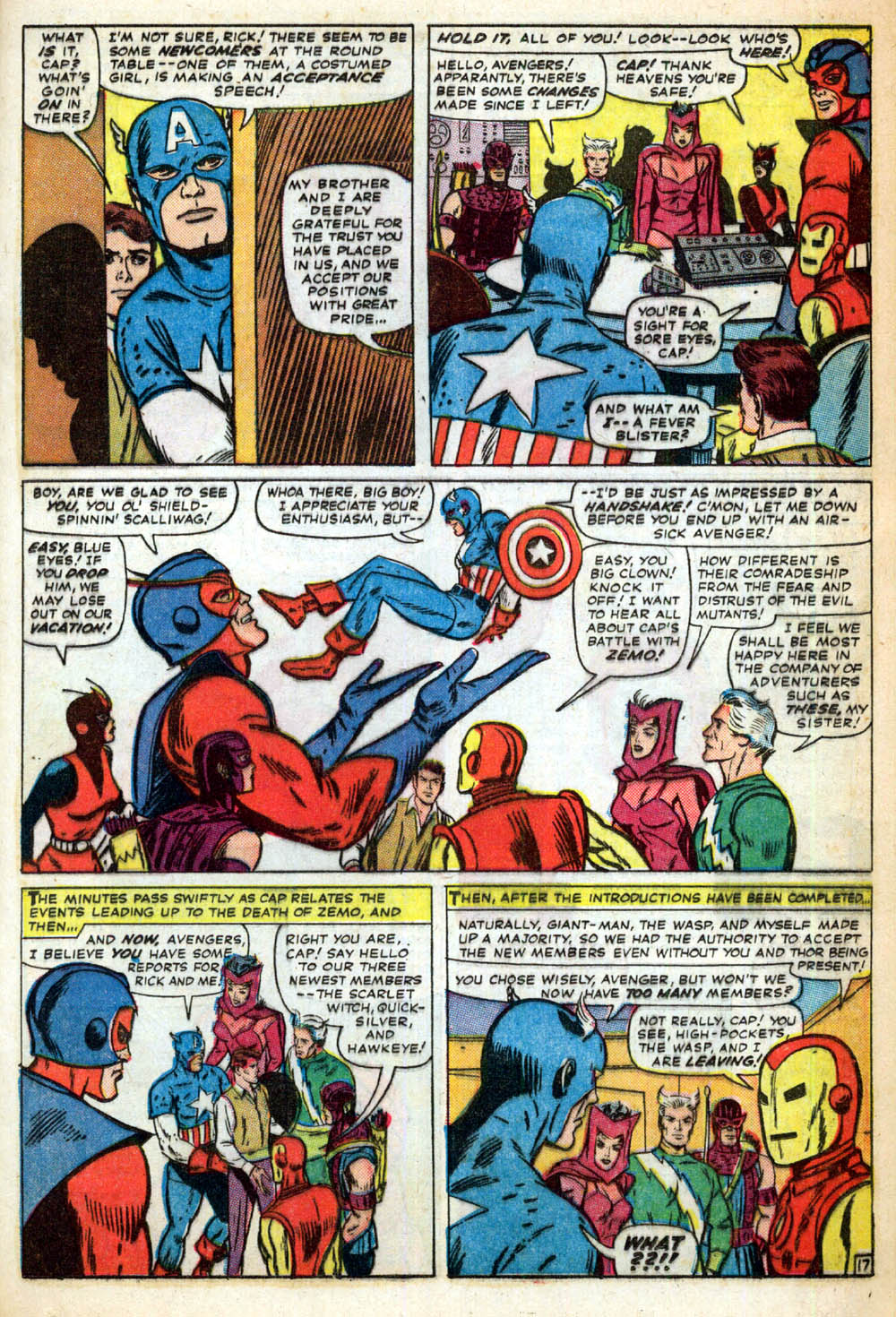 The Avengers (1963) 16 Page 24
