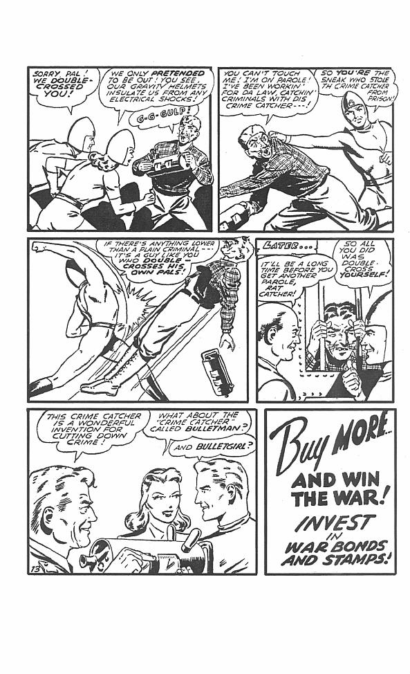 Read online Men of Mystery Comics comic -  Issue #41 - 16