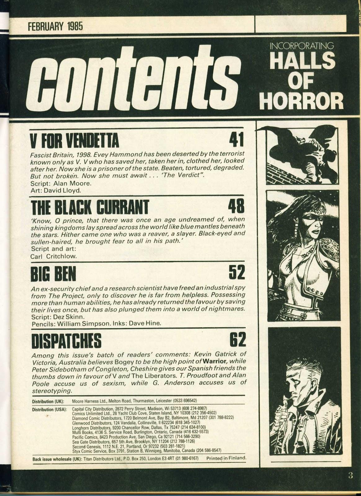 Warrior Issue #26 #27 - English 3