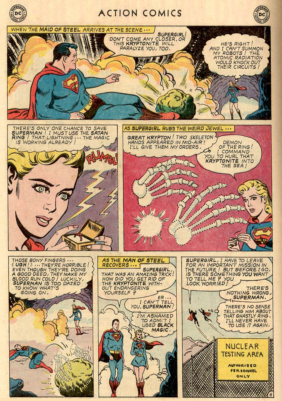 Read online Action Comics (1938) comic -  Issue #324 - 24