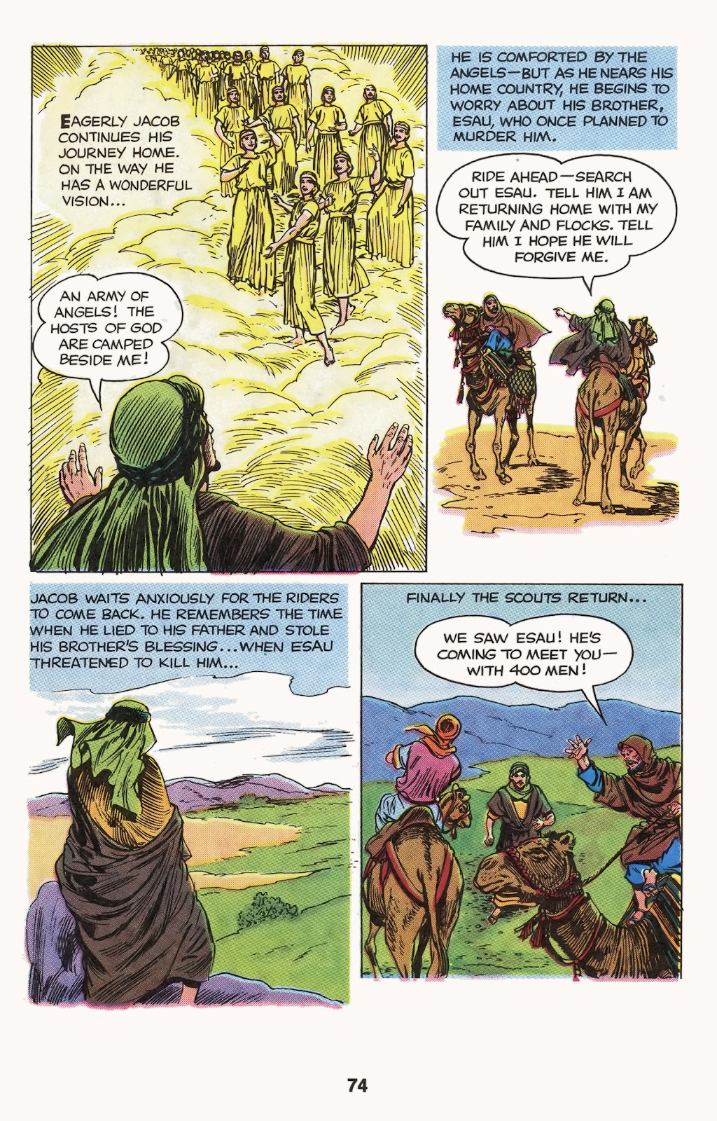 The Picture Bible issue TPB (Part 1) - Page 76