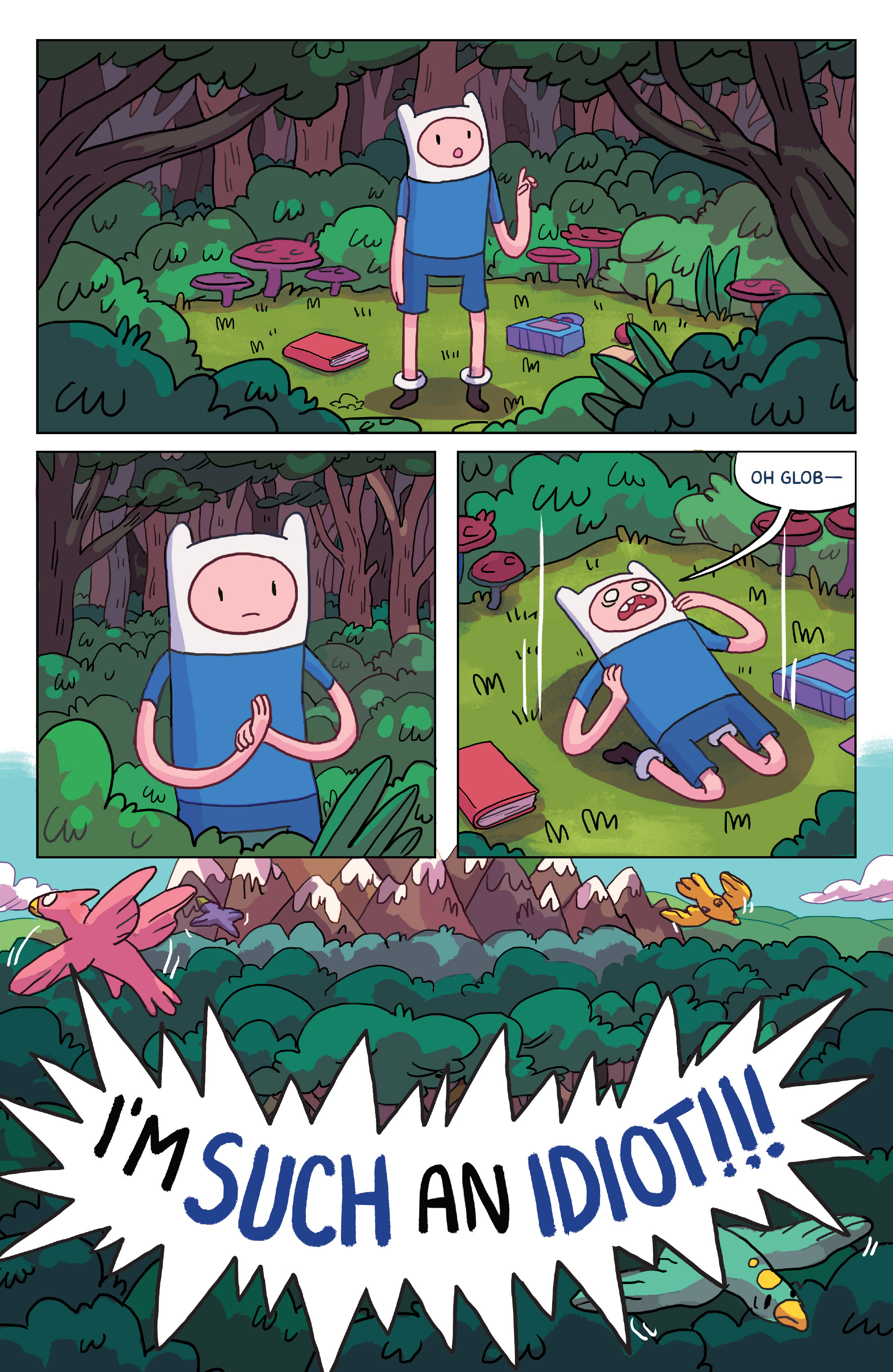 Read online Adventure Time: Marceline Gone Adrift comic -  Issue #2 - 15