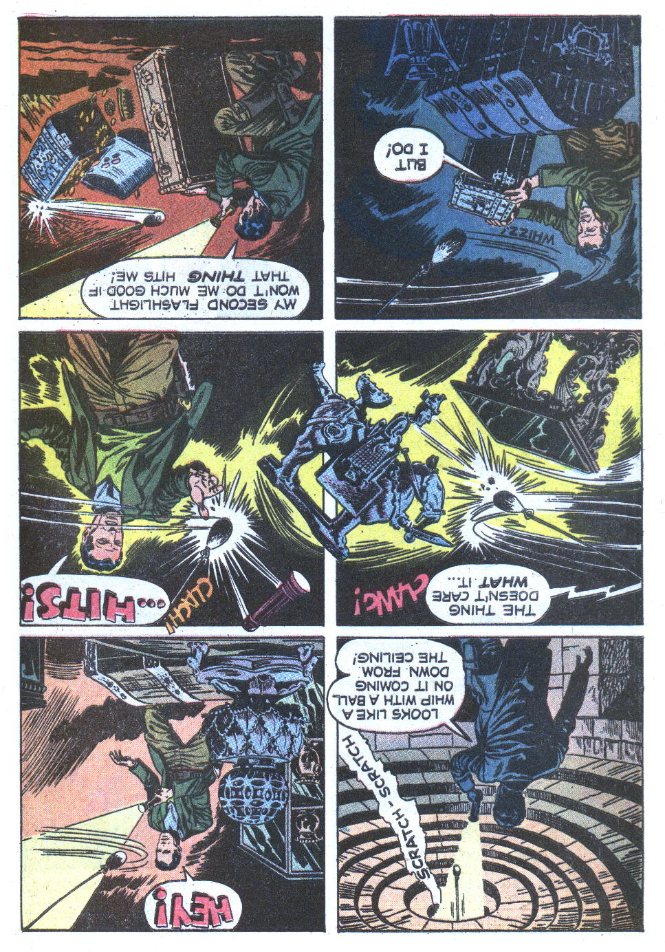 Four Color Comics issue 1020 - Page 12