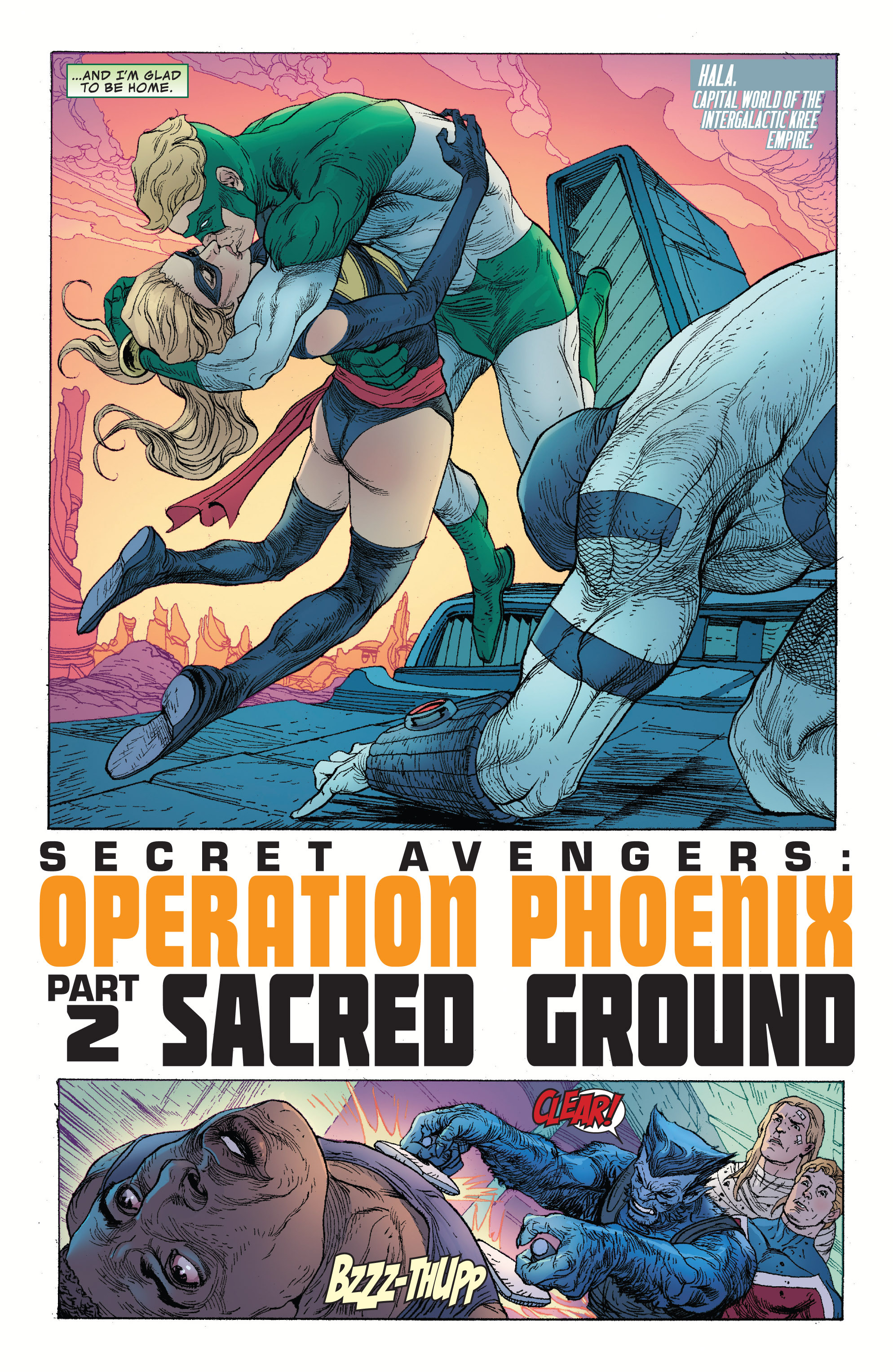 Read online Secret Avengers (2010) comic -  Issue #27 - 4