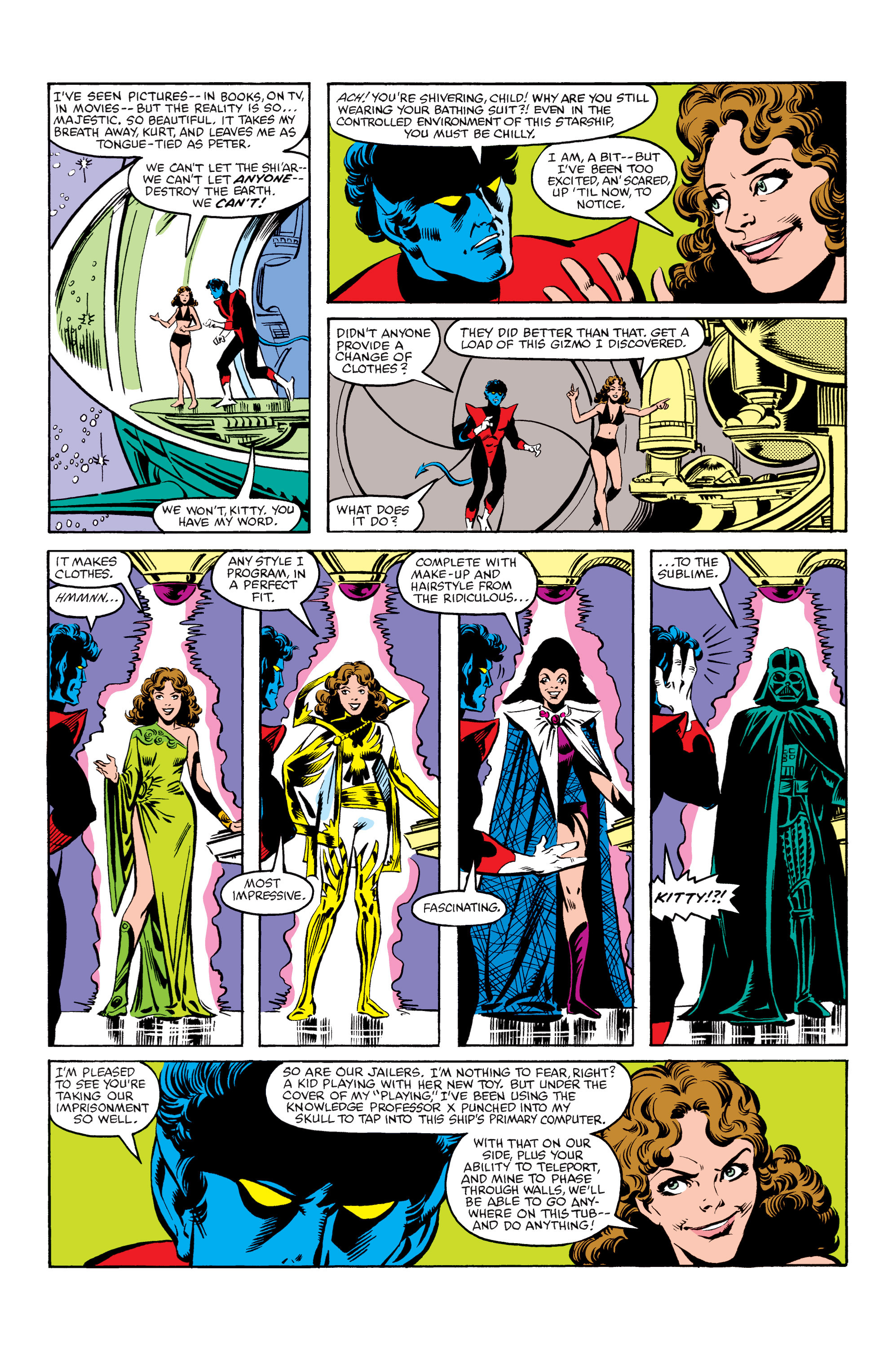 Read online Uncanny X-Men (1963) comic -  Issue #155 - 10