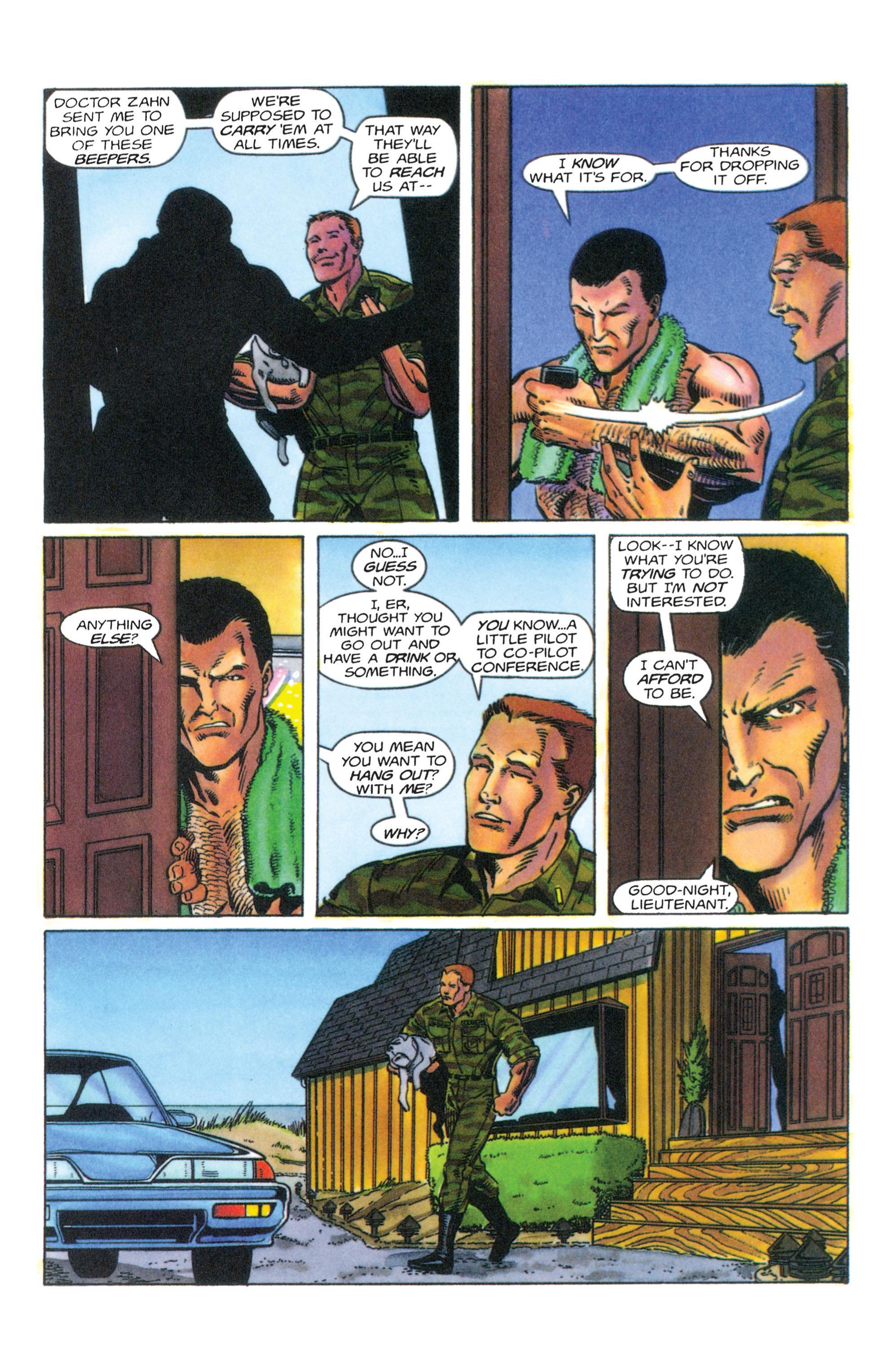 Read online Armorines comic -  Issue #4 - 16