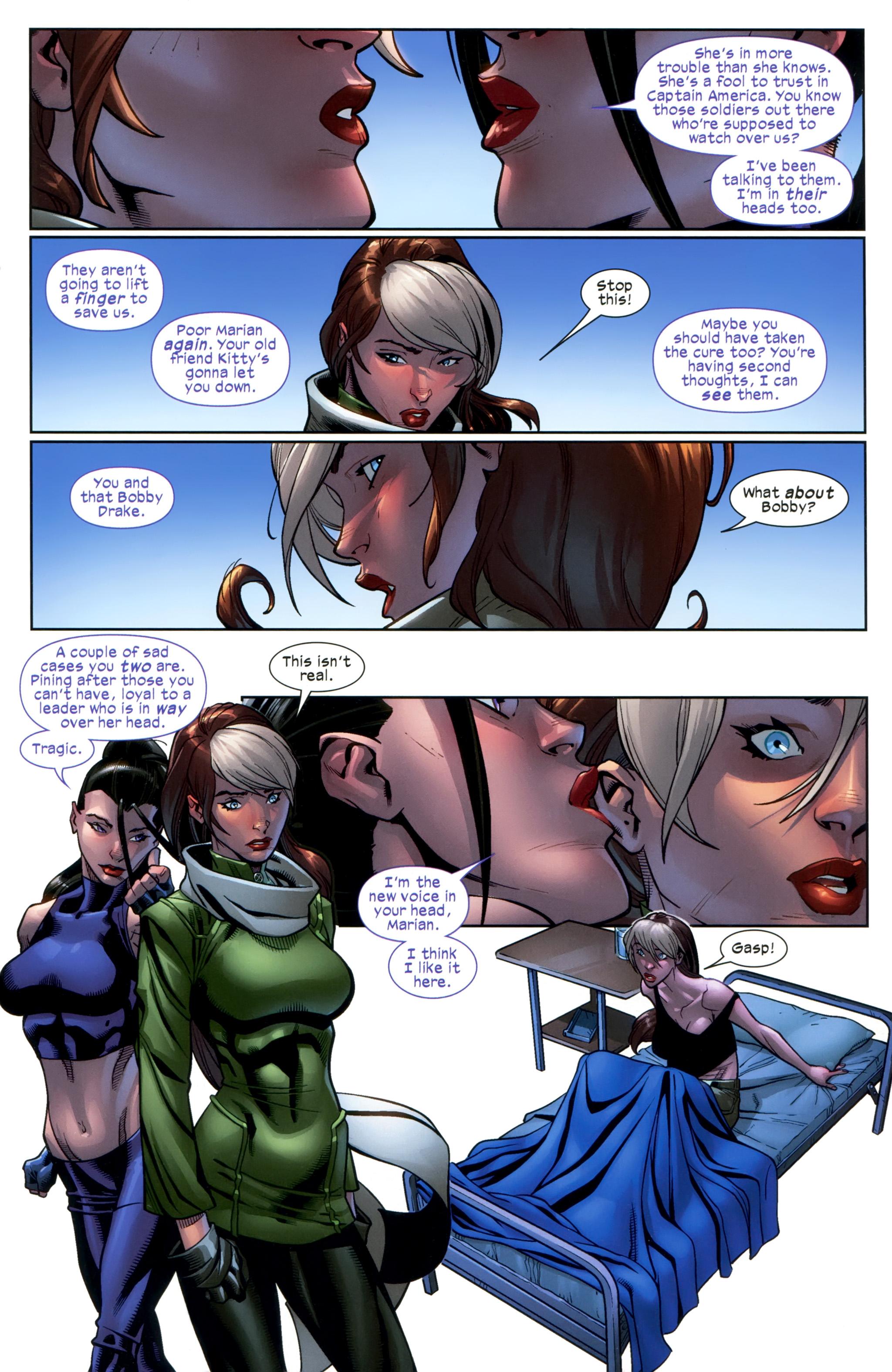 Read online Ultimate Comics X-Men comic -  Issue #20 - 15