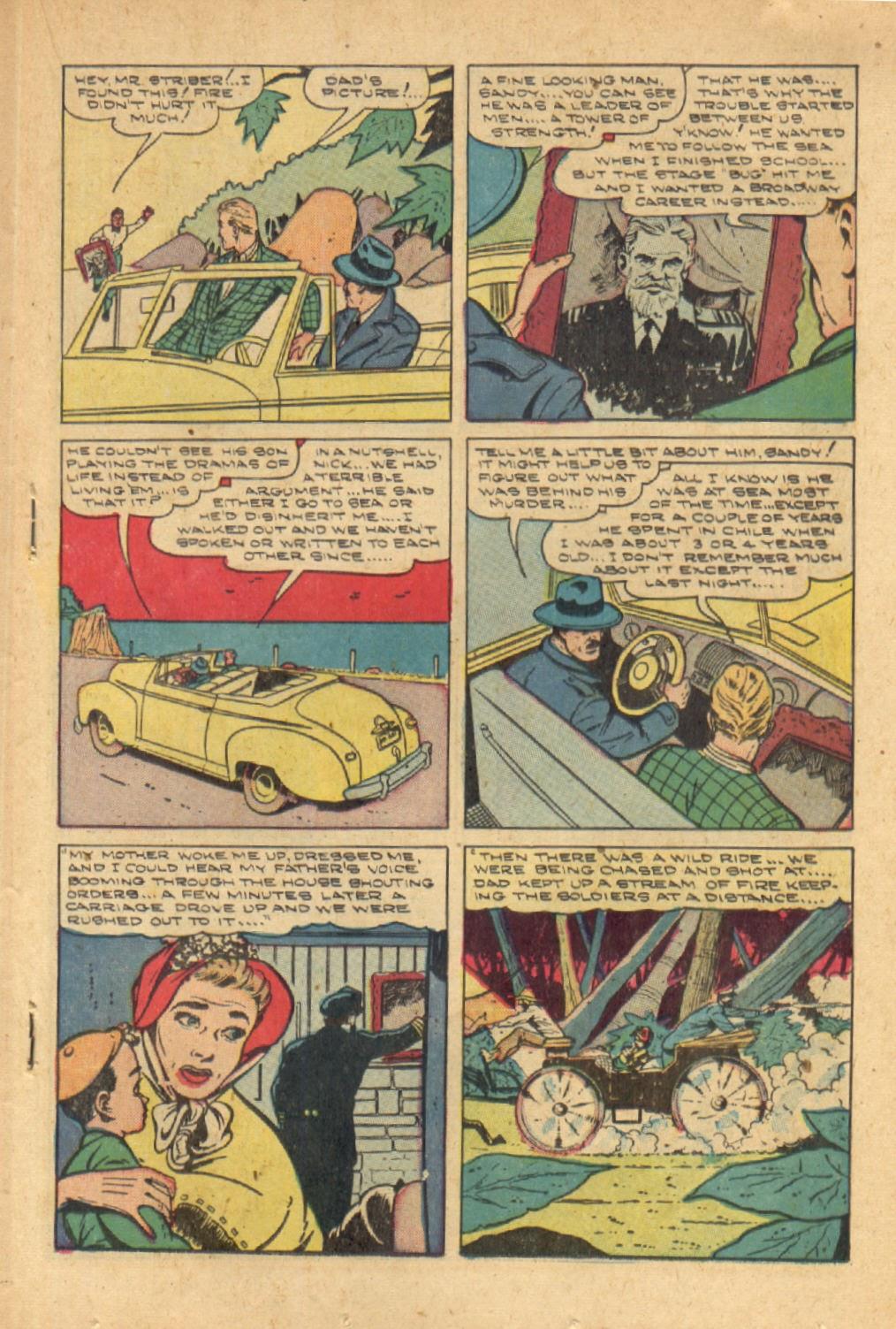Shadow Comics #101 #94 - English 32