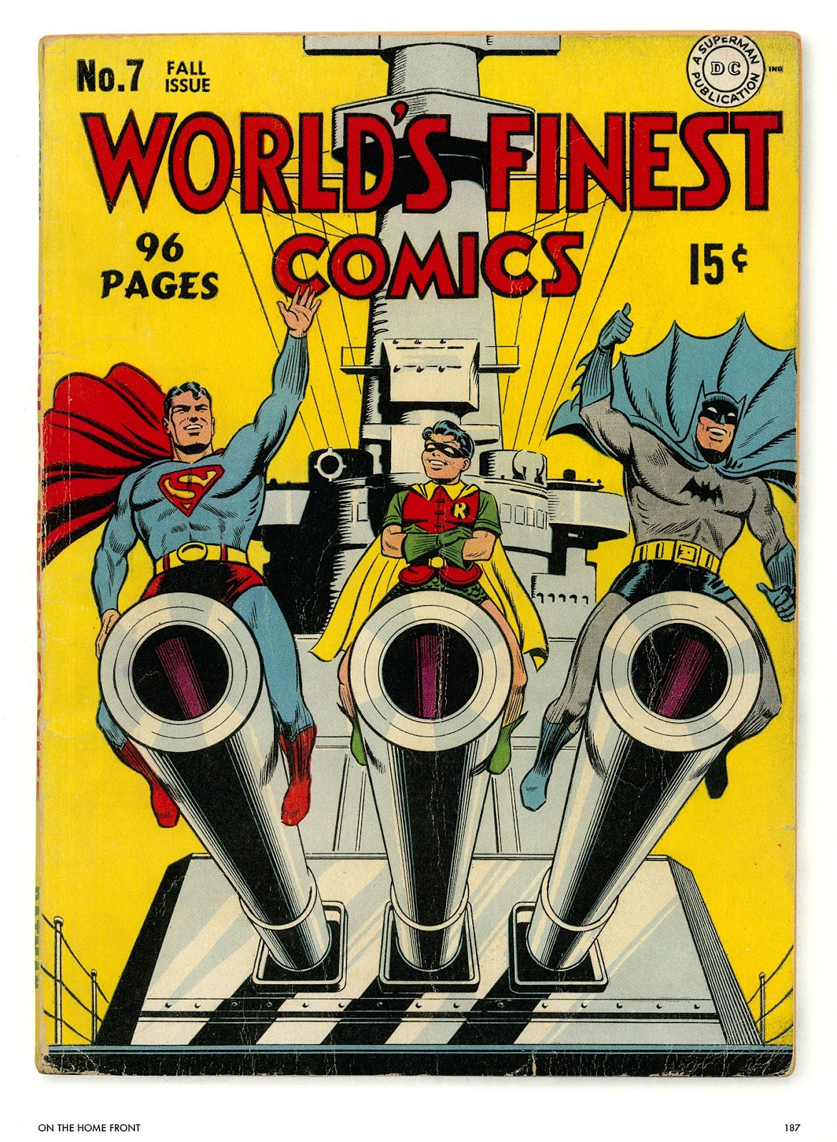 Read online 75 Years Of DC Comics comic -  Issue # TPB (Part 2) - 99