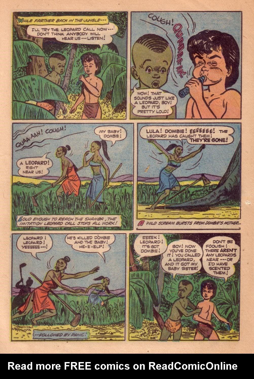 Tarzan (1948) issue 55 - Page 21