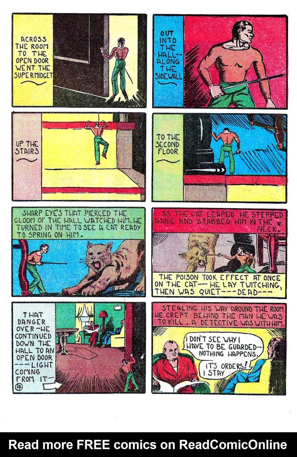 Amazing Man Comics issue 5 - Page 41