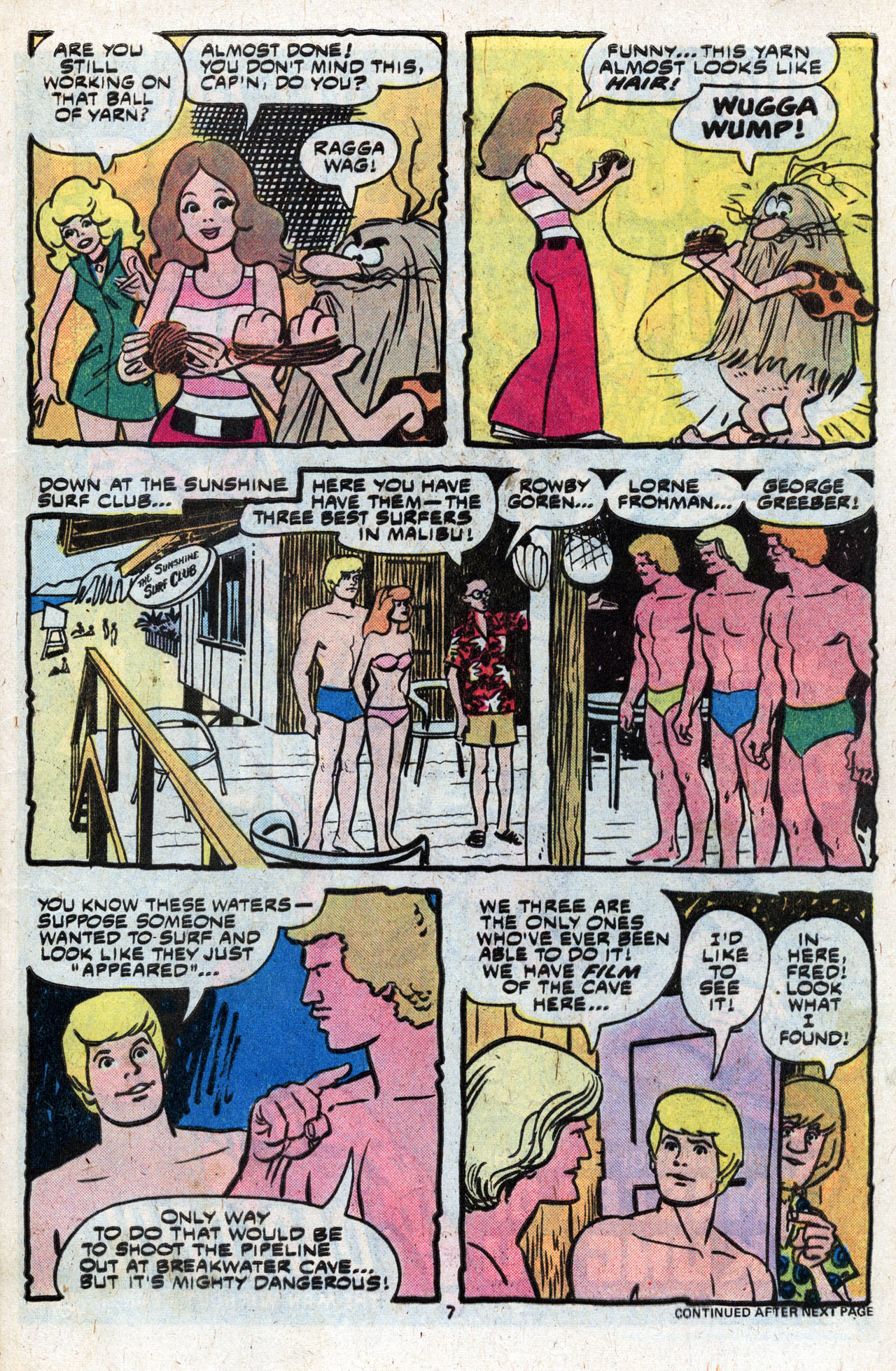 Read online Scooby-Doo (1977) comic -  Issue #9 - 9