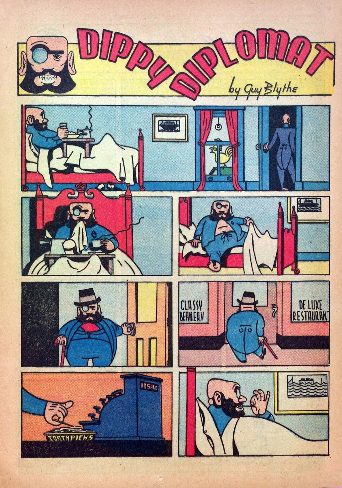 Read online Joker Comics comic -  Issue #4 - 23