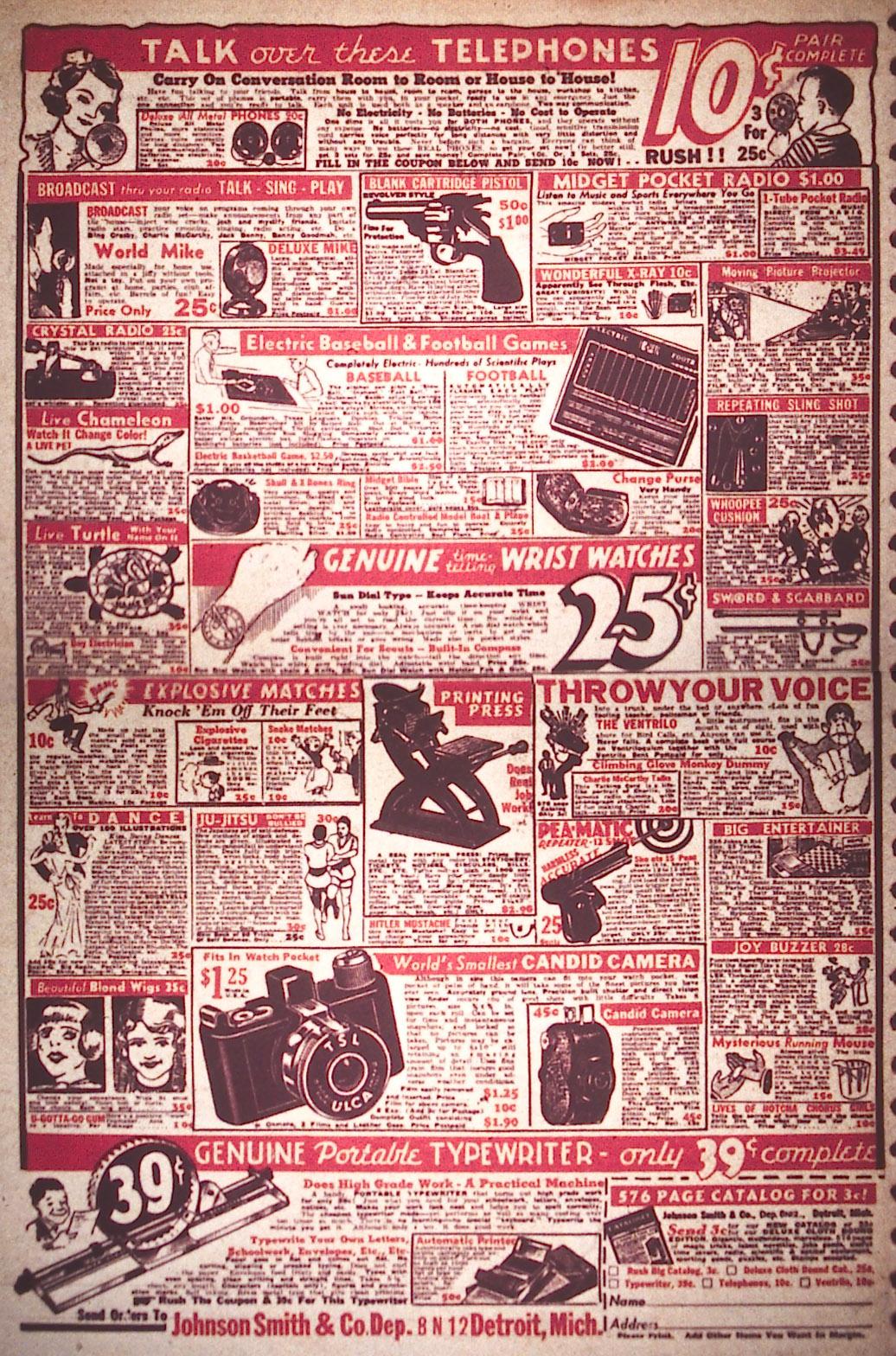 Read online Detective Comics (1937) comic -  Issue #22 - 68