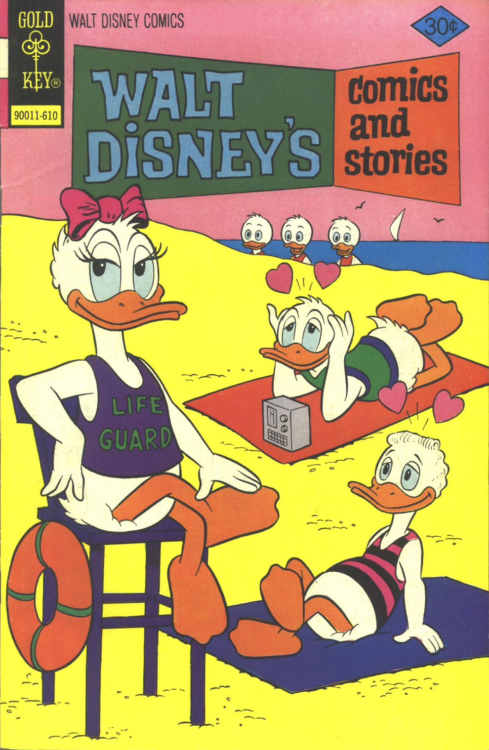 Walt Disney's Comics and Stories issue 433 - Page 1