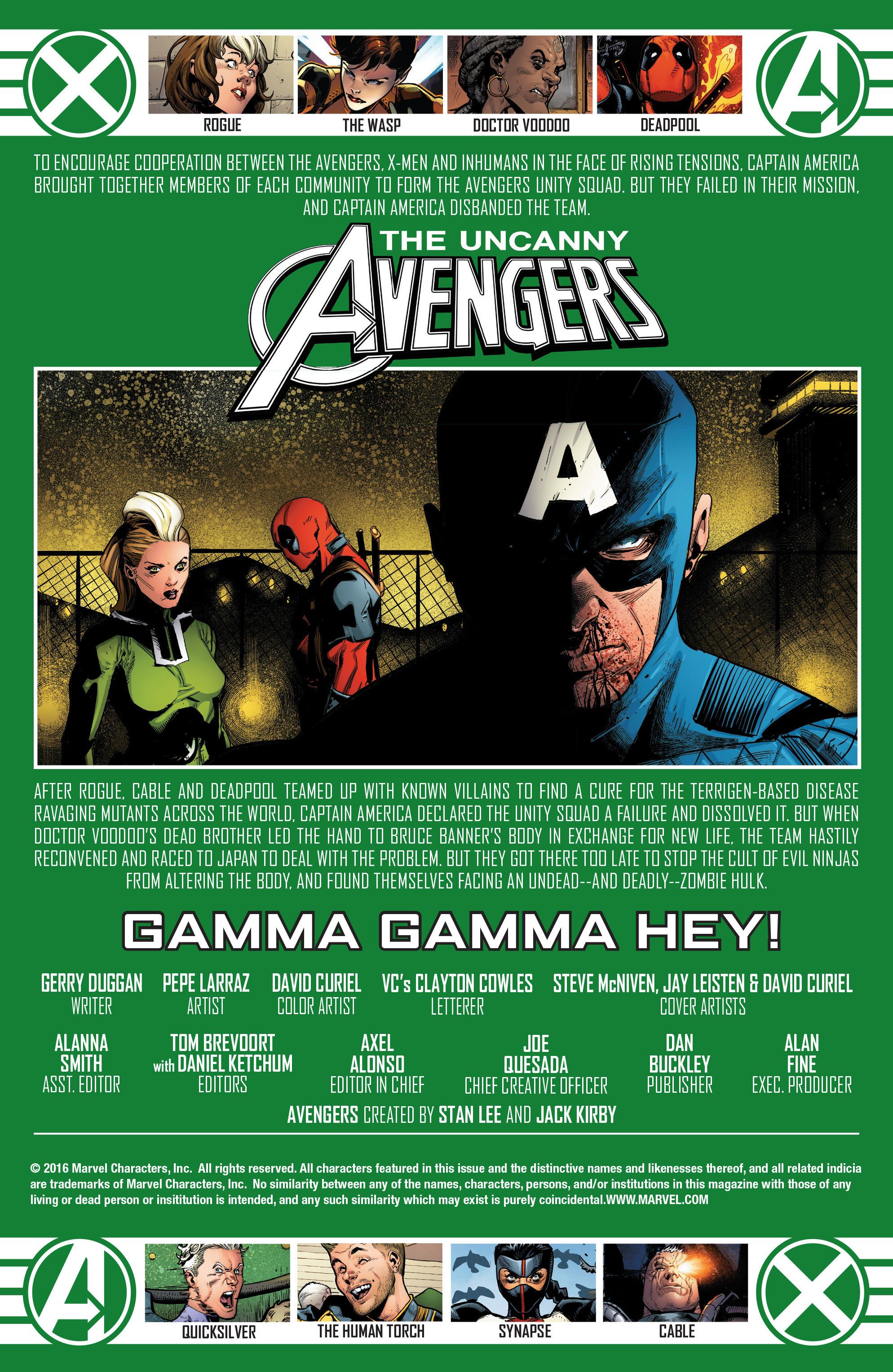 Read online Uncanny Avengers [II] comic -  Issue #16 - 2