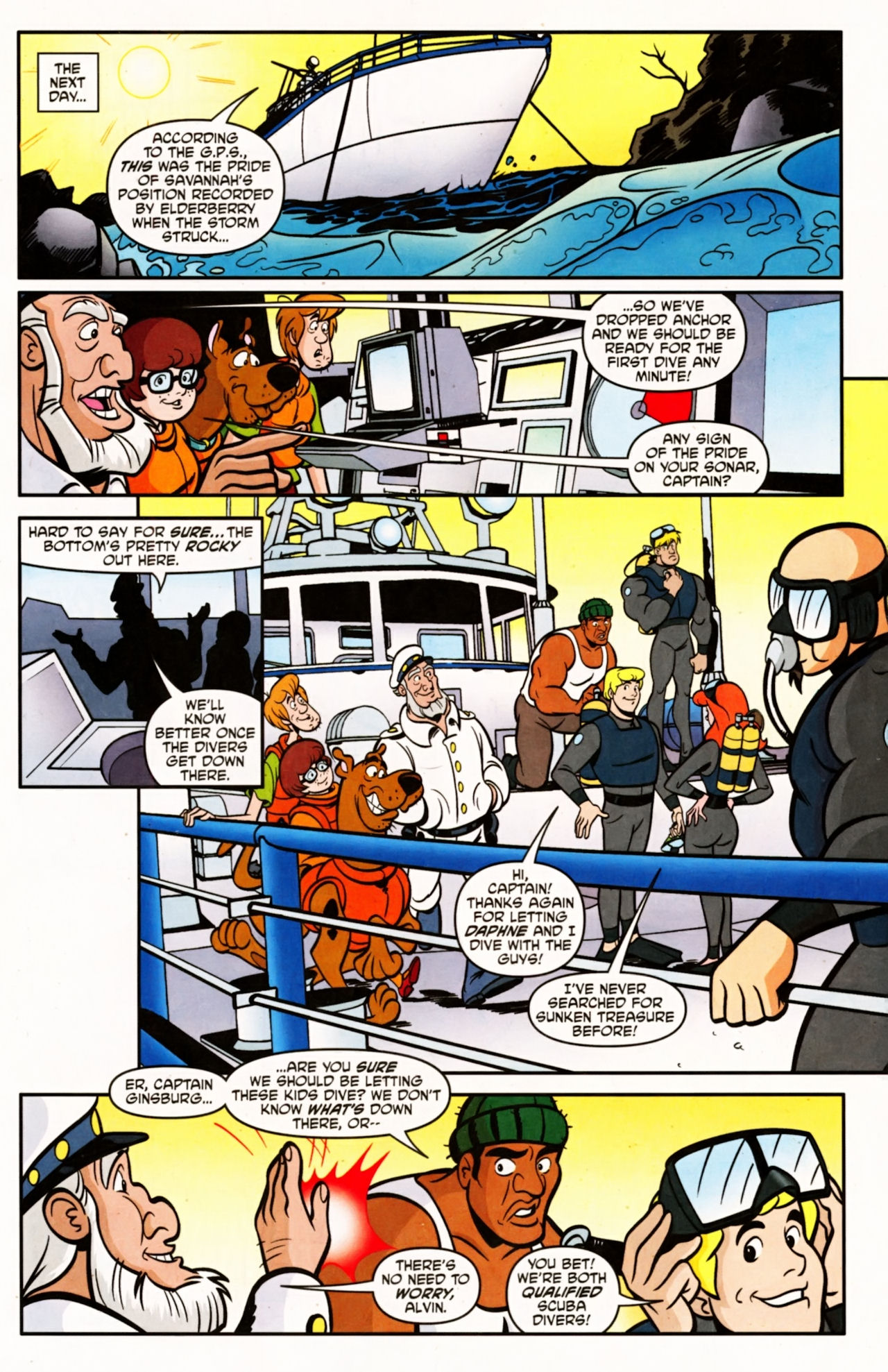 Read online Scooby-Doo (1997) comic -  Issue #154 - 8