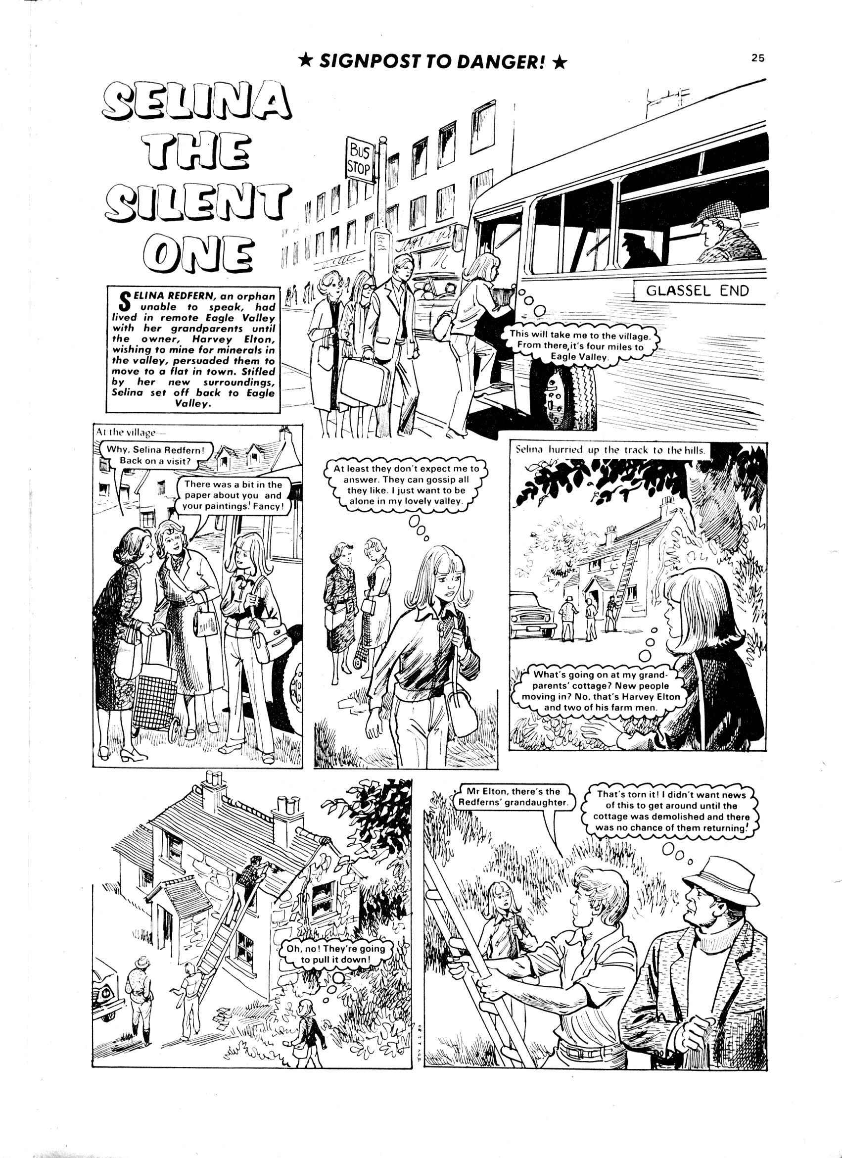 Read online Judy comic -  Issue #1047 - 21