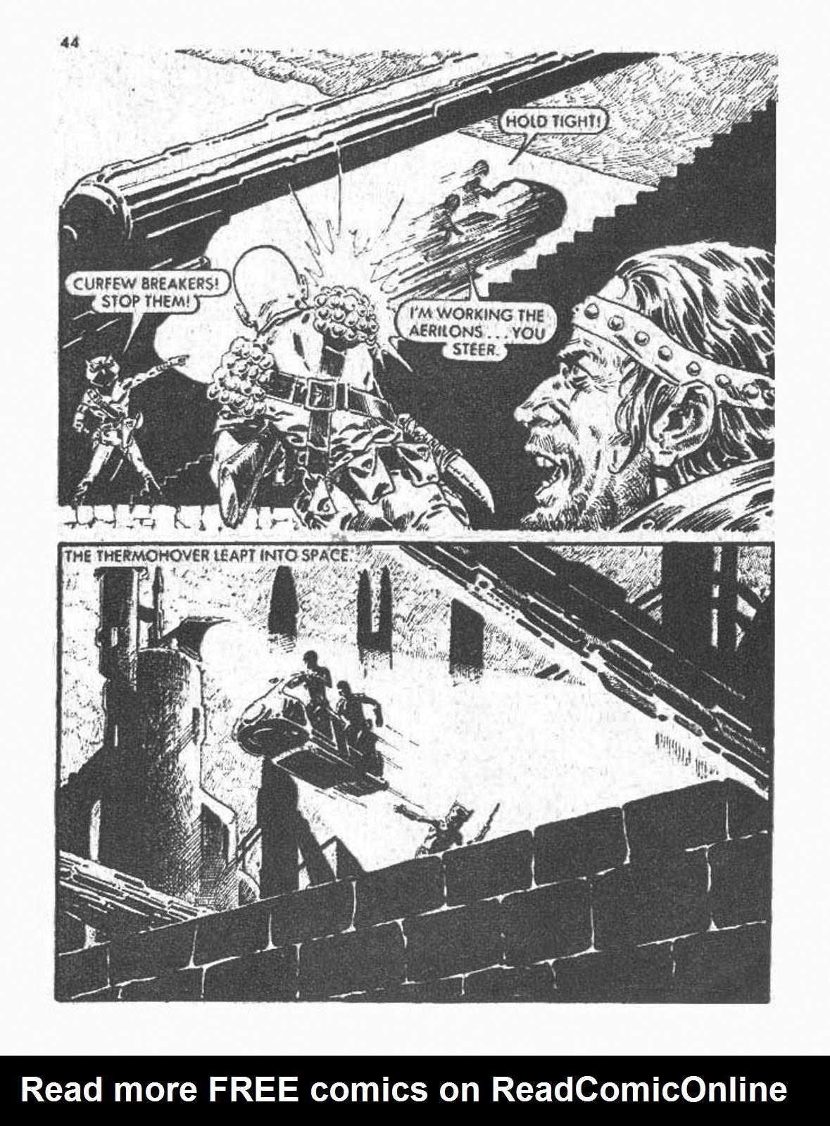 Starblazer issue 29 - Page 44