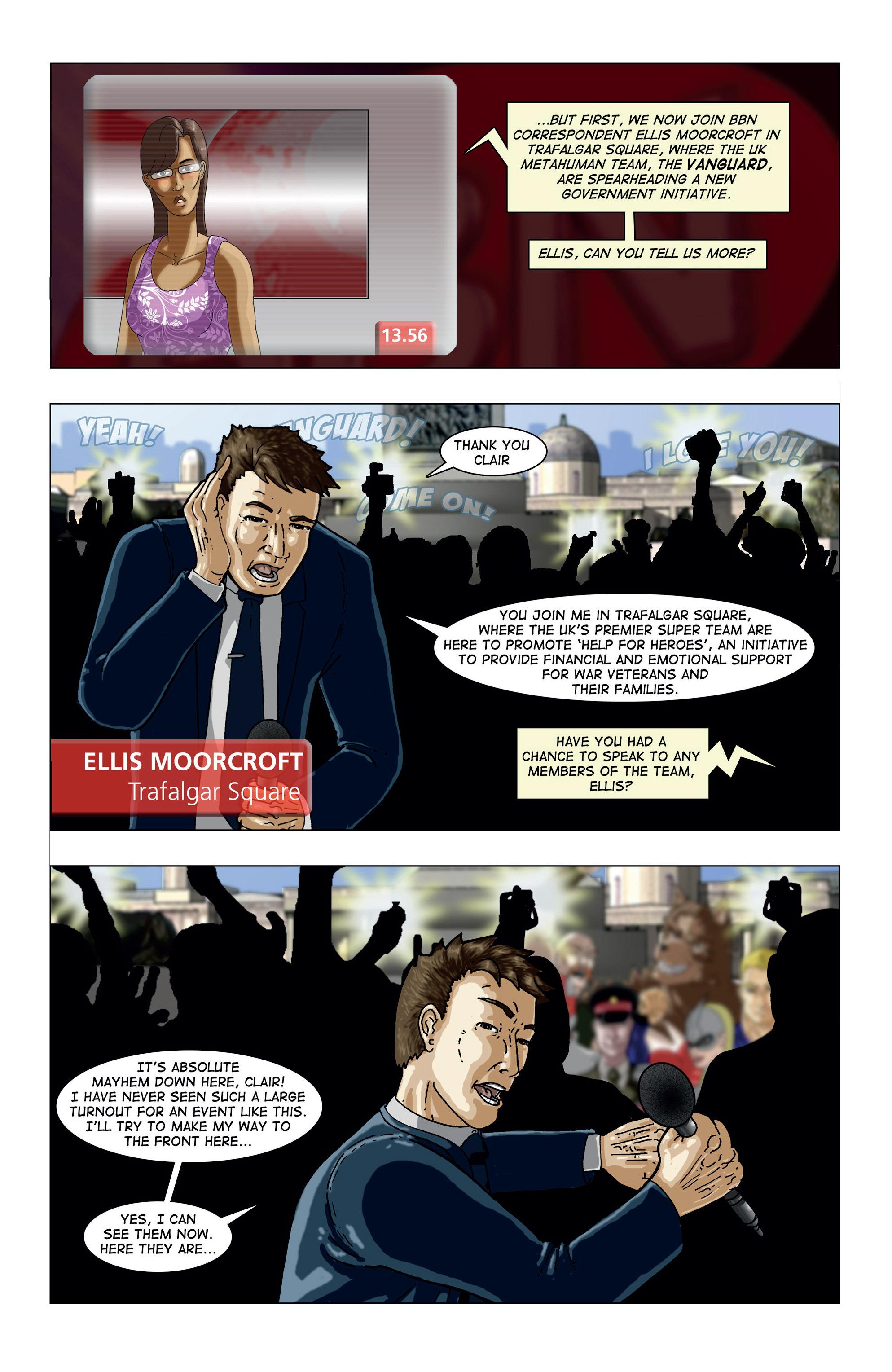 Read online Vanguard (2015) comic -  Issue #1 - 8