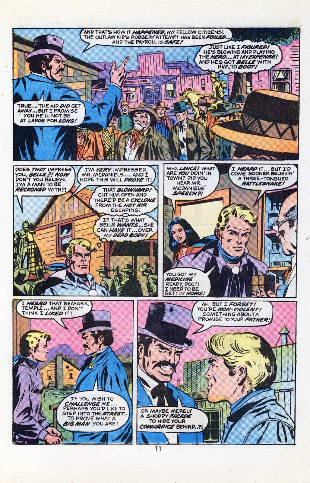 The Outlaw Kid (1970) issue 30 - Page 13