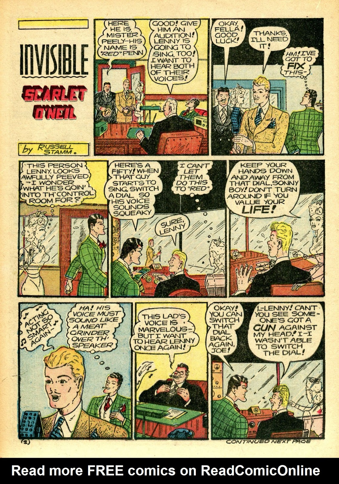 Read online Famous Funnies comic -  Issue #94 - 30