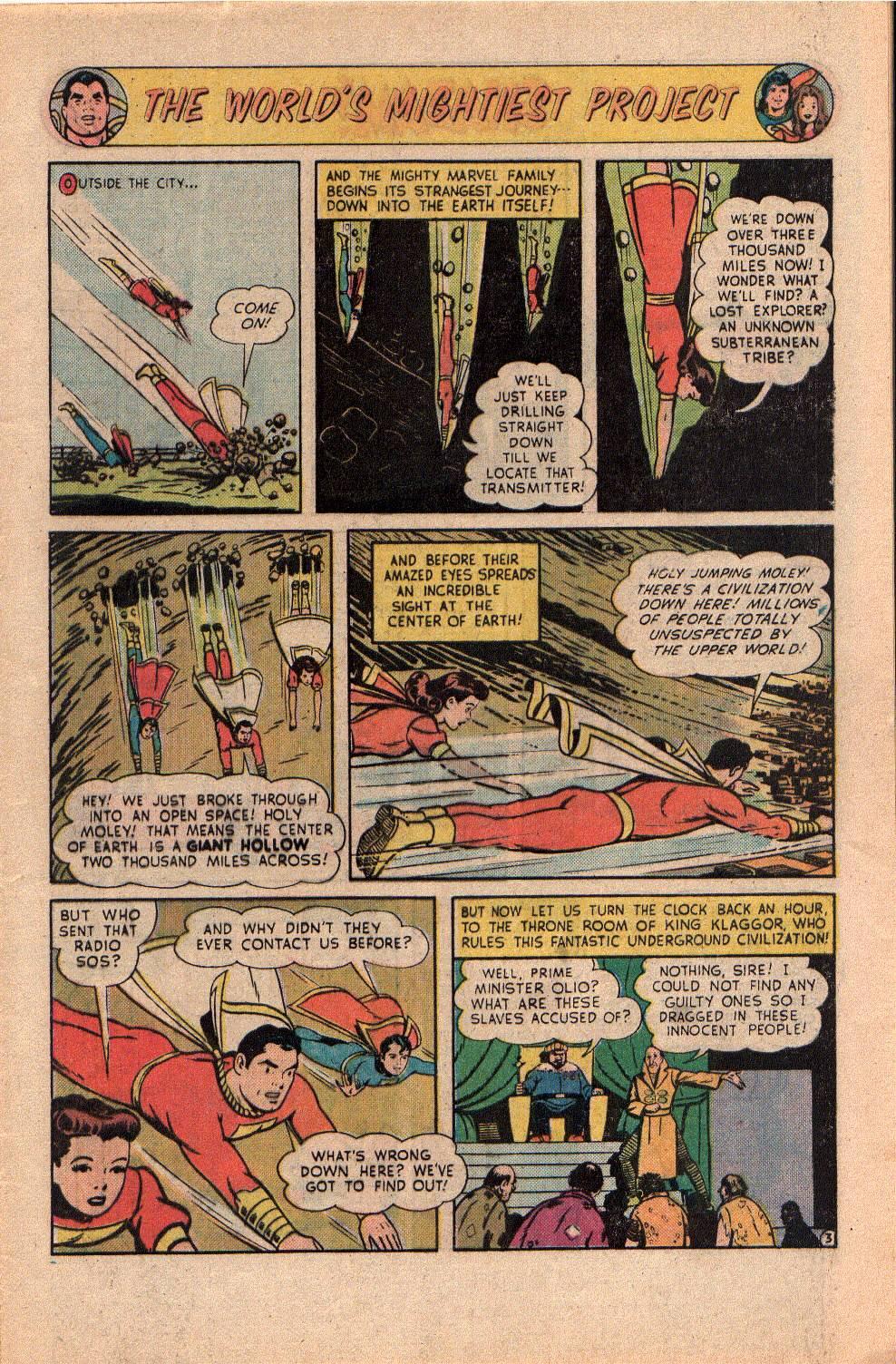 Read online Shazam! (1973) comic -  Issue #23 - 5