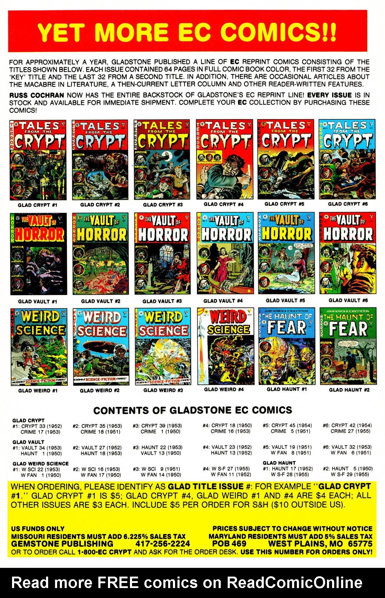 Read online Shock SuspenStories comic -  Issue #10 - 35