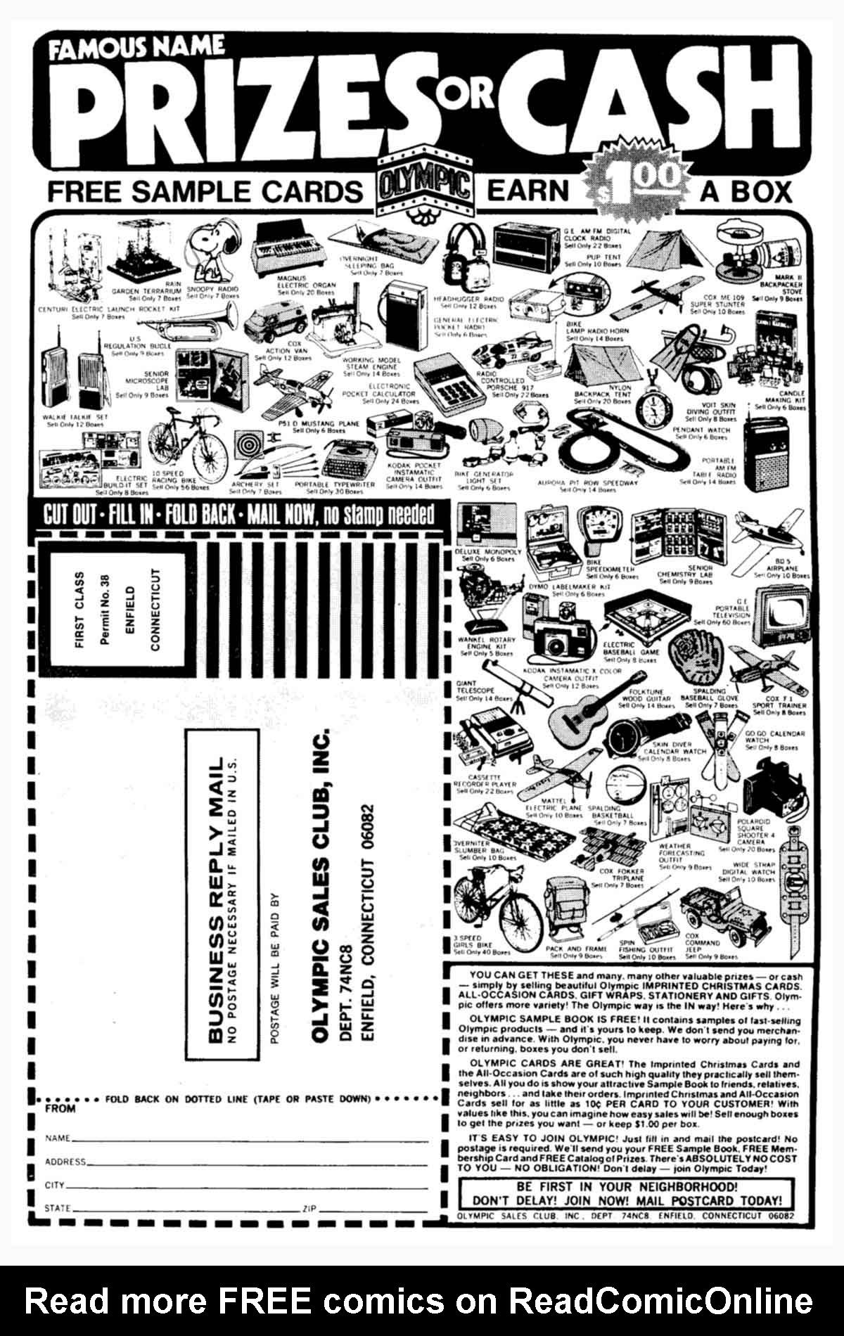 Read online Shazam! (1973) comic -  Issue #15 - 2