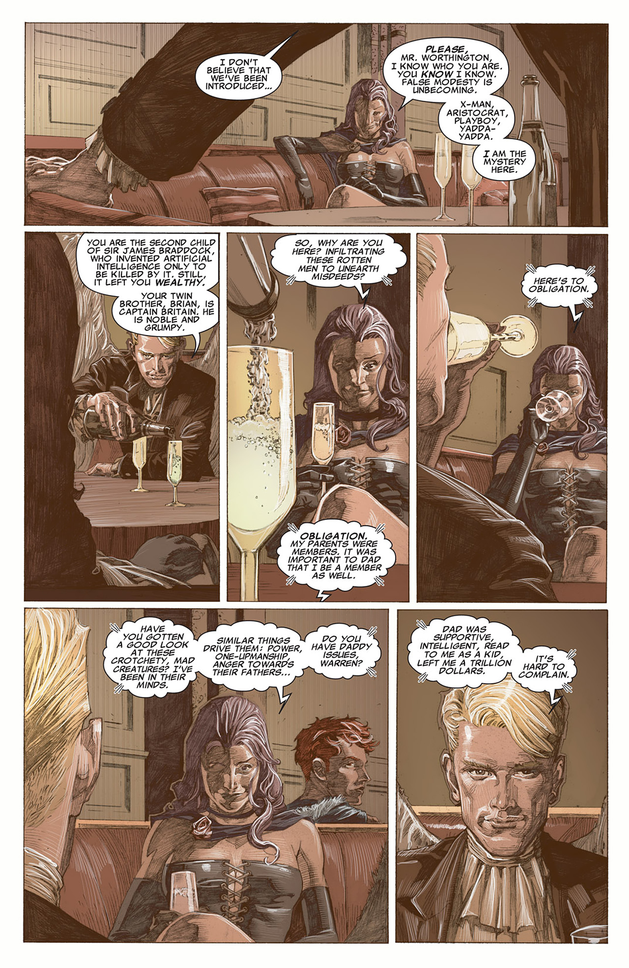 Read online Uncanny X-Force (2010) comic -  Issue #17 - 14