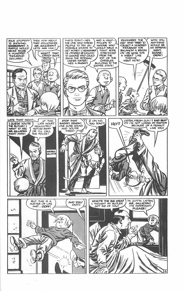 Read online Men of Mystery Comics comic -  Issue #28 - 43