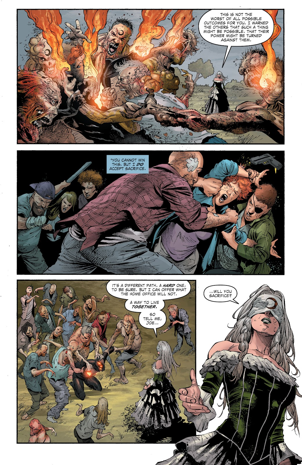 Read online The Curse of Brimstone: Ashes comic -  Issue # TPB (Part 1) - 62