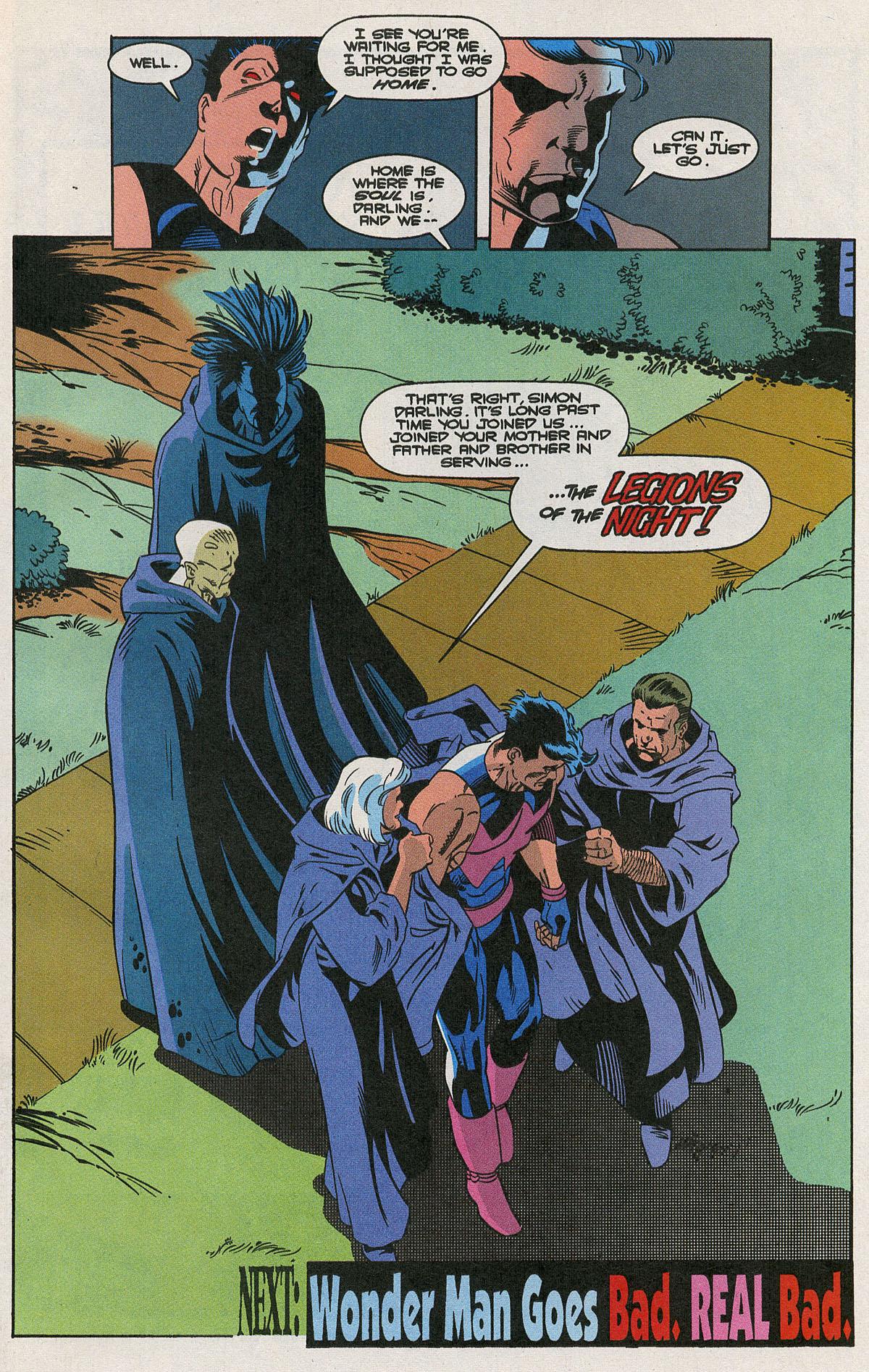 Read online Wonder Man (1991) comic -  Issue #23 - 22