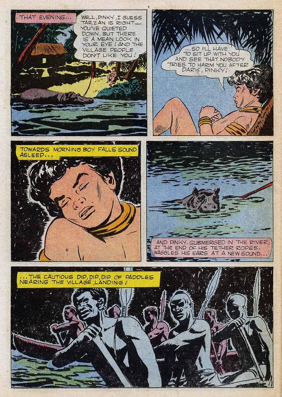Tarzan (1948) issue 101 - Page 26