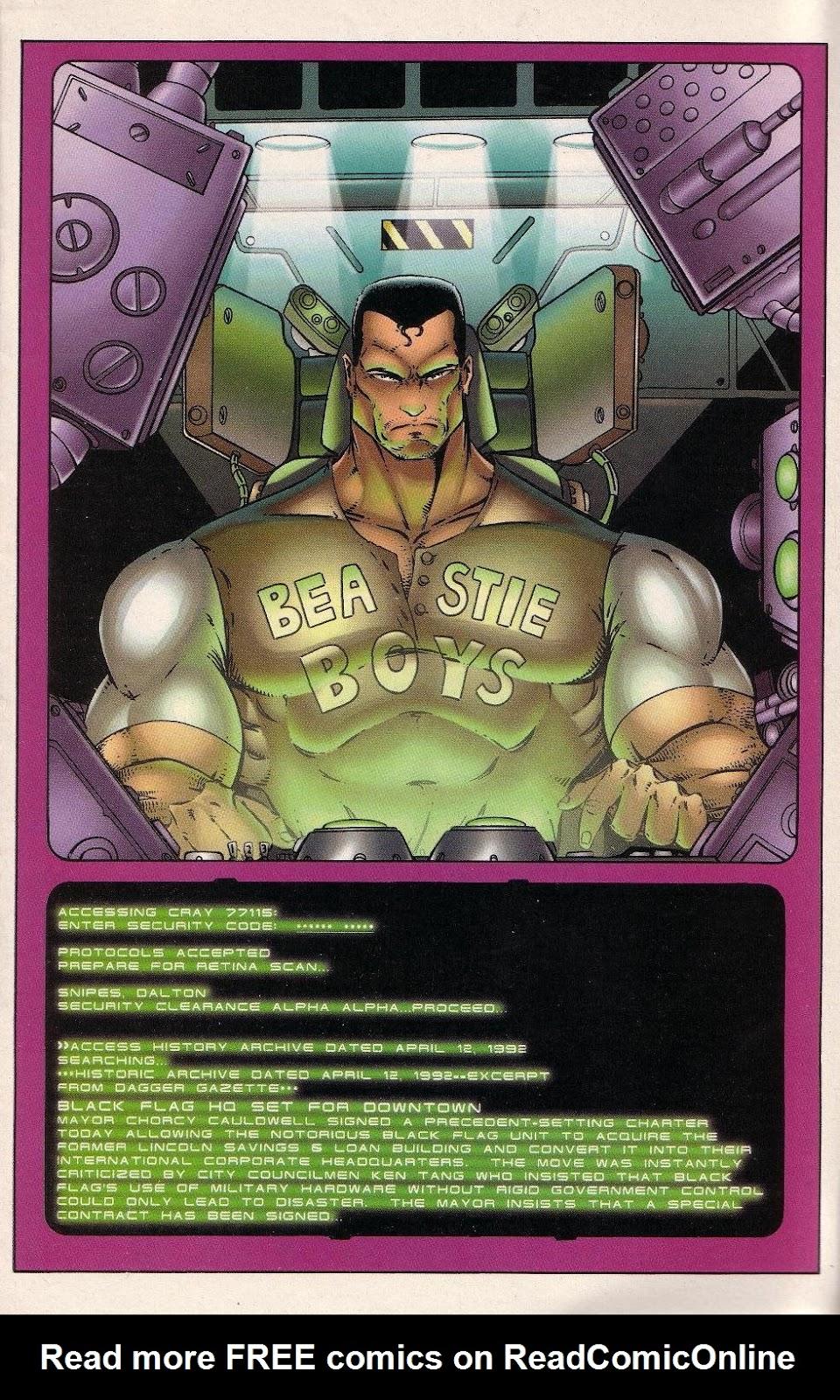 Read online Maximum Hero comic -  Issue # Full - 3