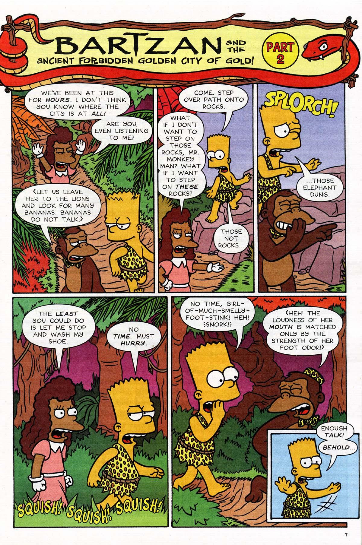 Read online Simpsons Comics Presents Bart Simpson comic -  Issue #13 - 9
