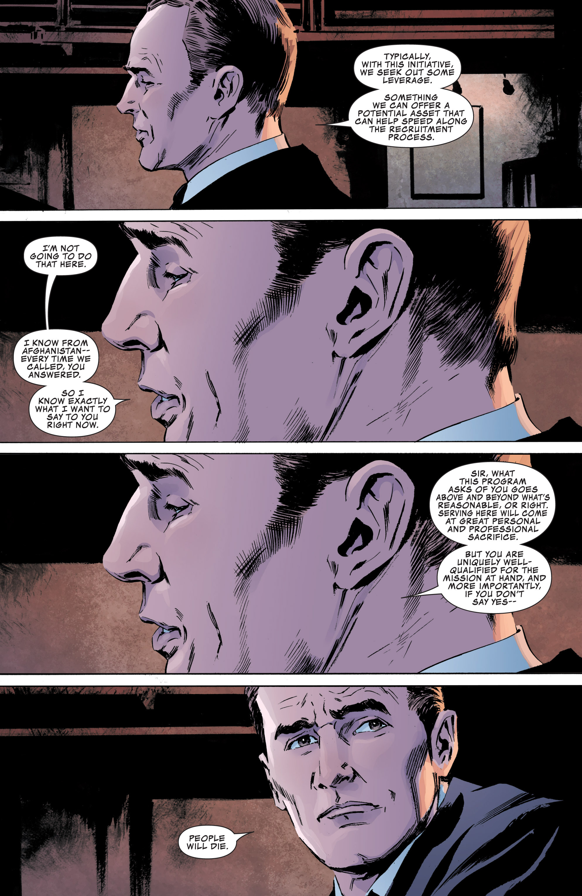 Read online Secret Avengers (2013) comic -  Issue #6 - 3