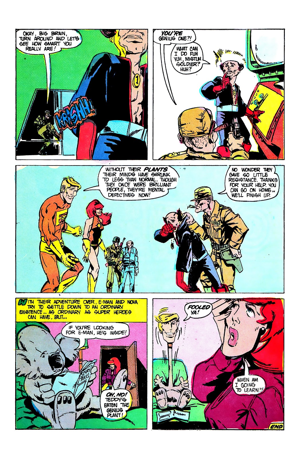 E-Man (1973) issue 9 - Page 21