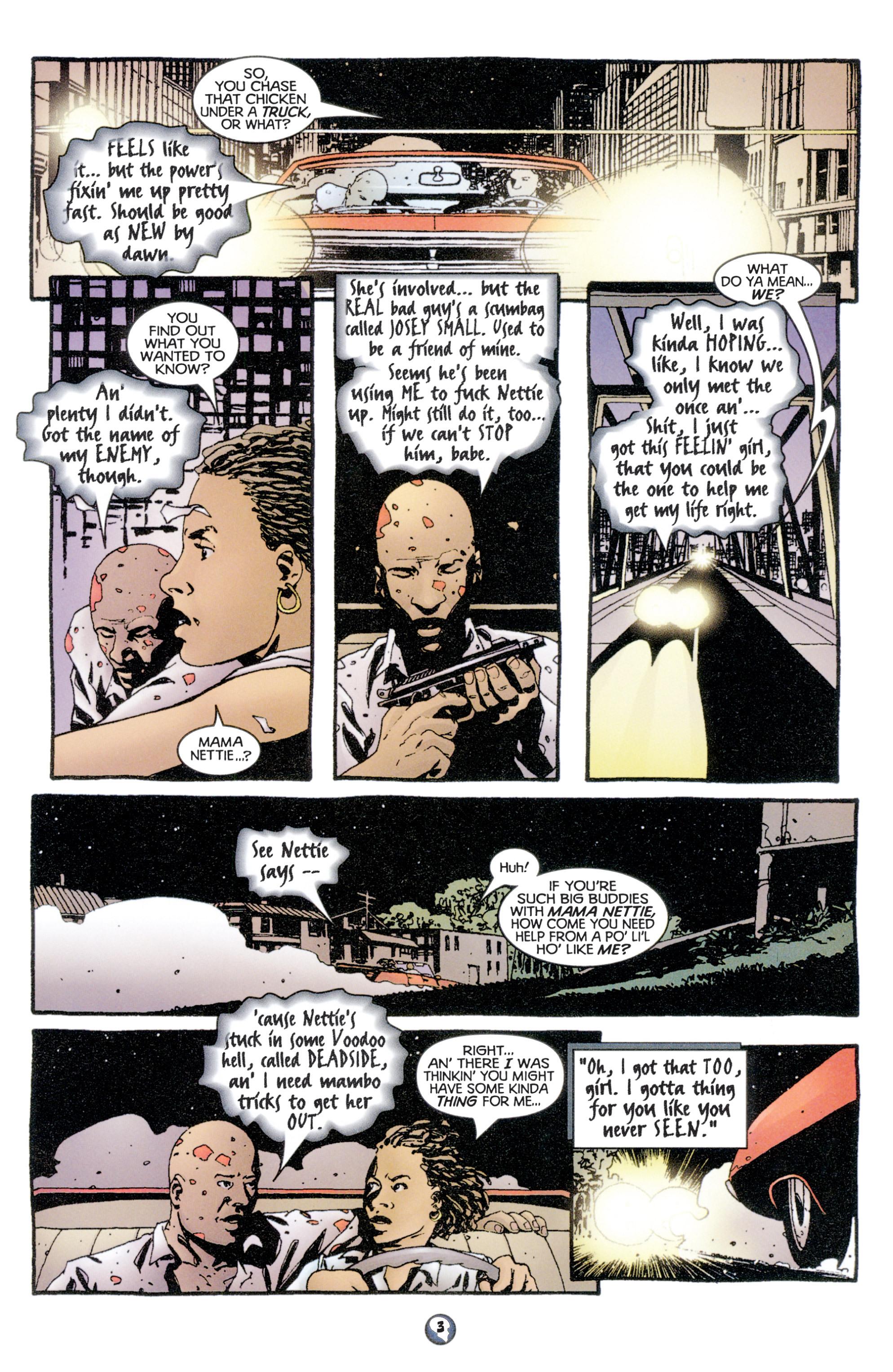 Read online Shadowman (1997) comic -  Issue #8 - 4