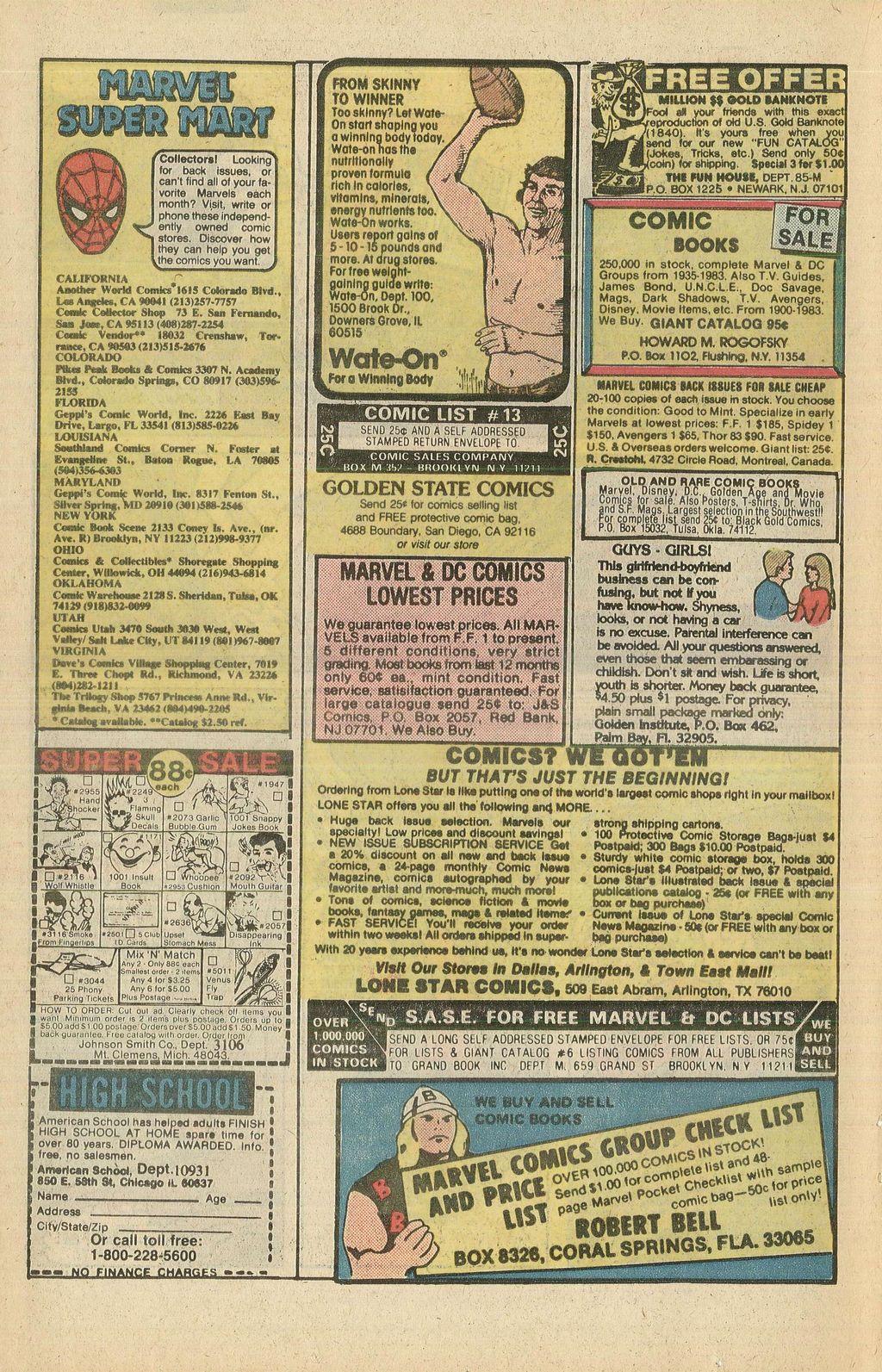 Read online U.S. 1 comic -  Issue #5 - 22