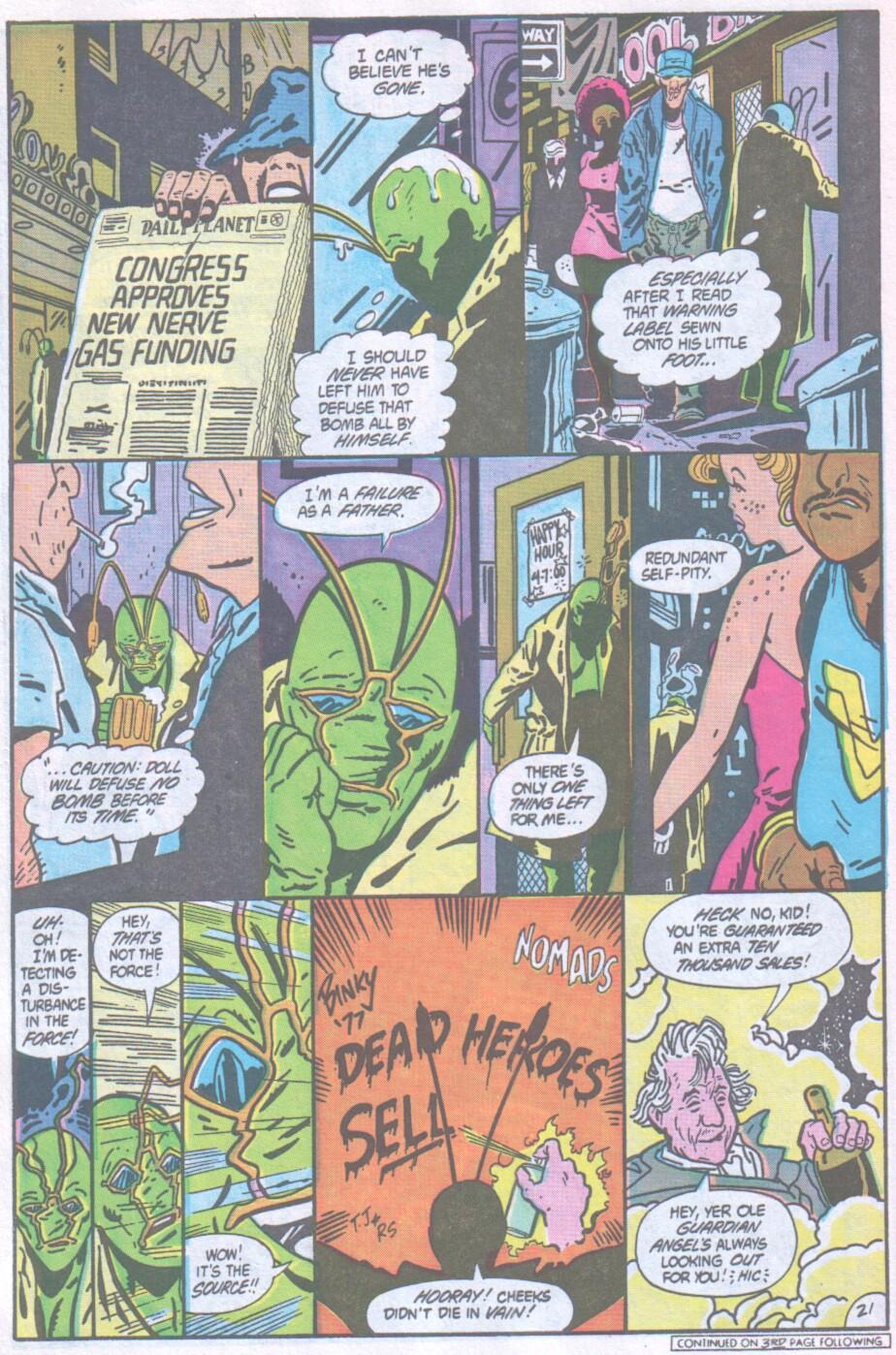 Read online Ambush Bug comic -  Issue #1 - 22