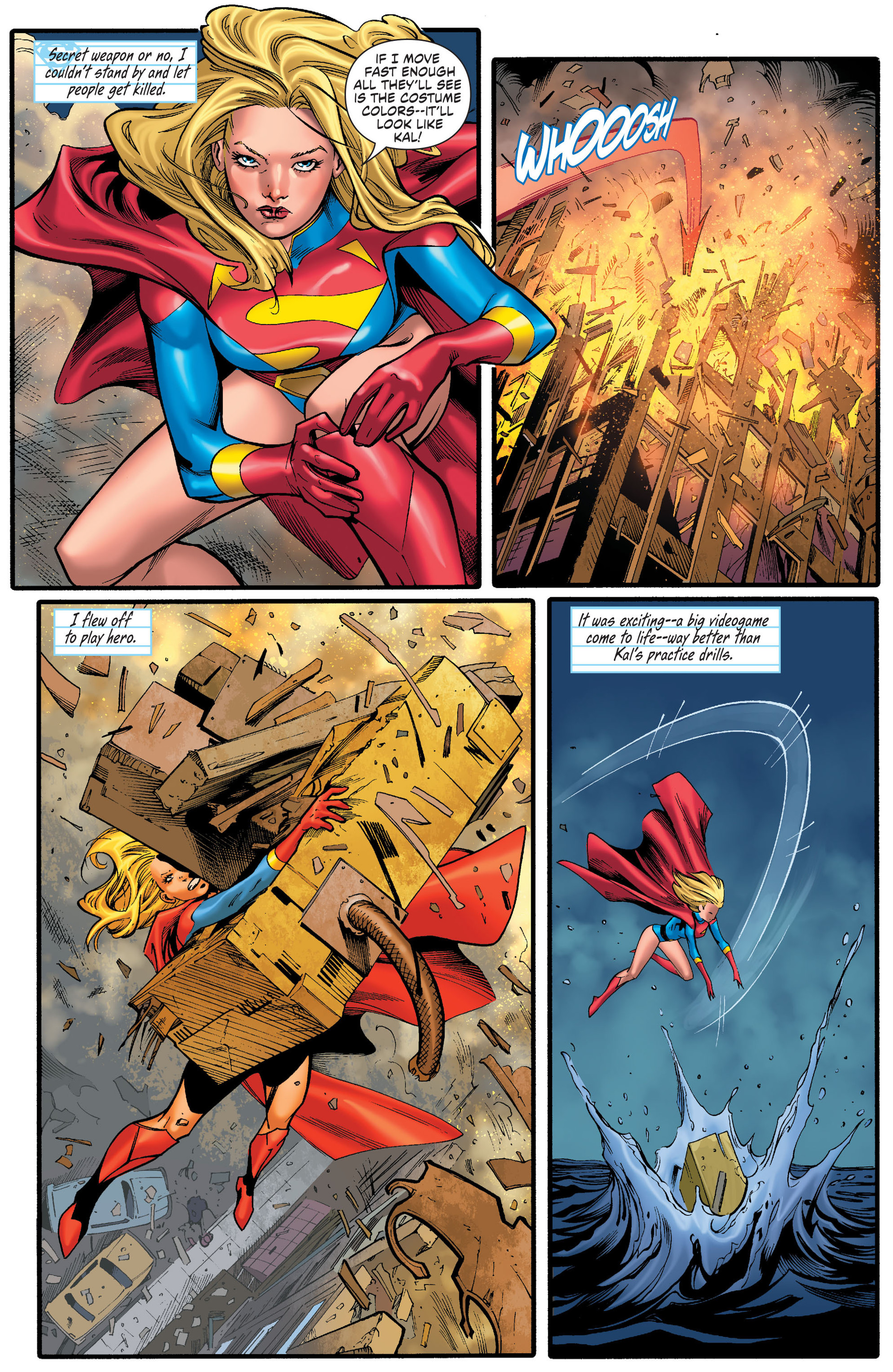 Read online Worlds' Finest comic -  Issue # _Annual 1 - 19