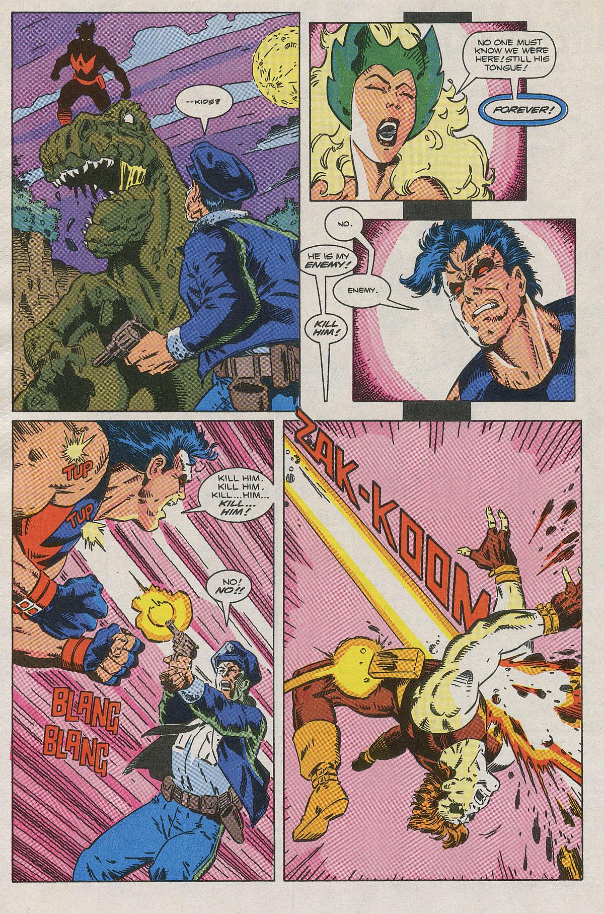 Read online Wonder Man (1991) comic -  Issue #2 - 16