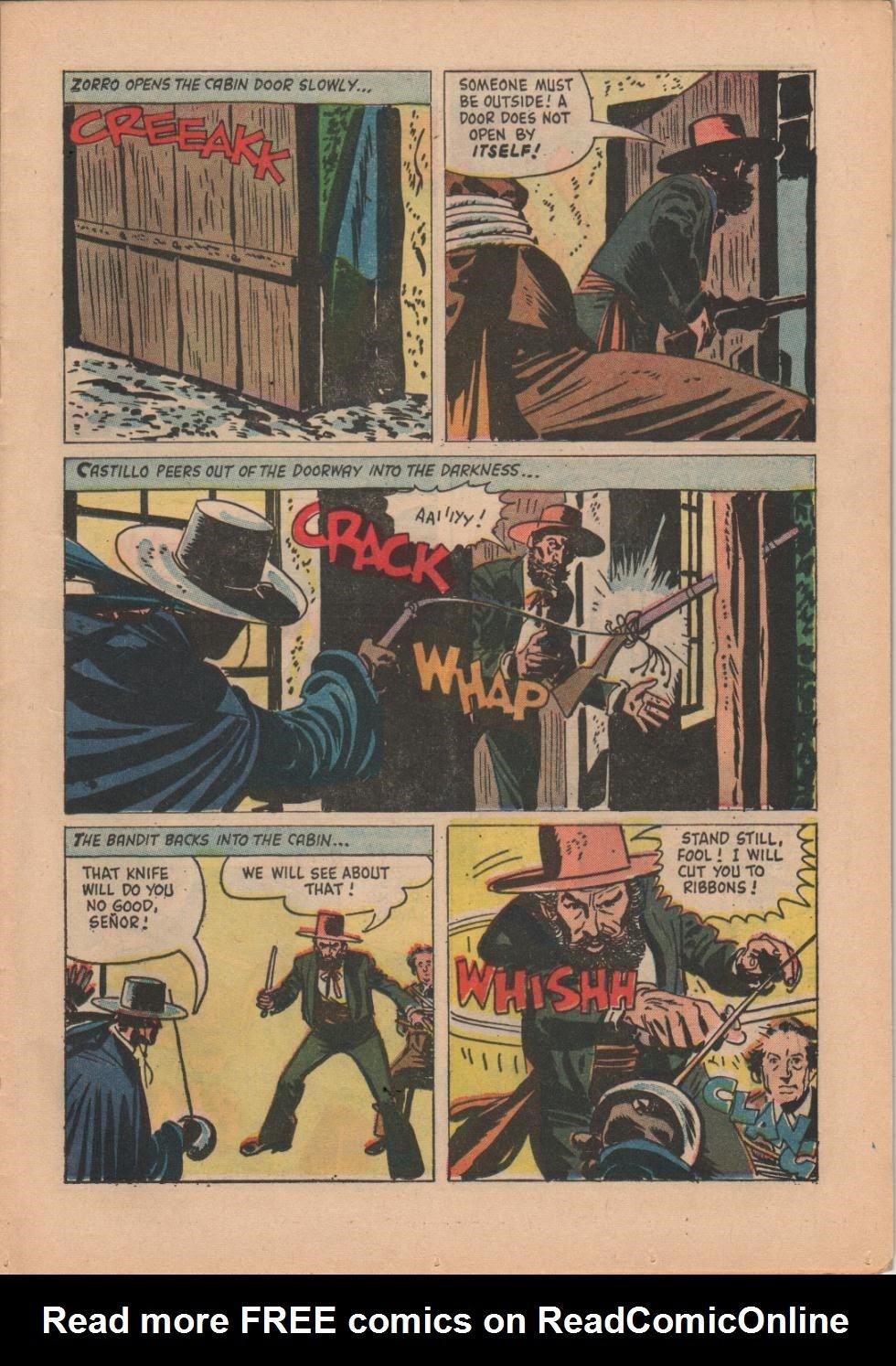 Zorro (1966) issue 5 - Page 13