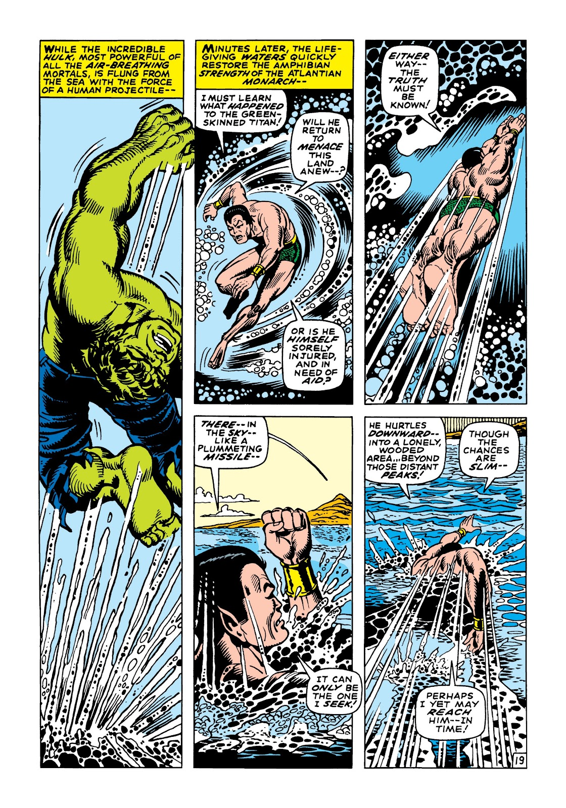 Read online Marvel Masterworks: The Incredible Hulk comic -  Issue # TPB 5 (Part 2) - 72