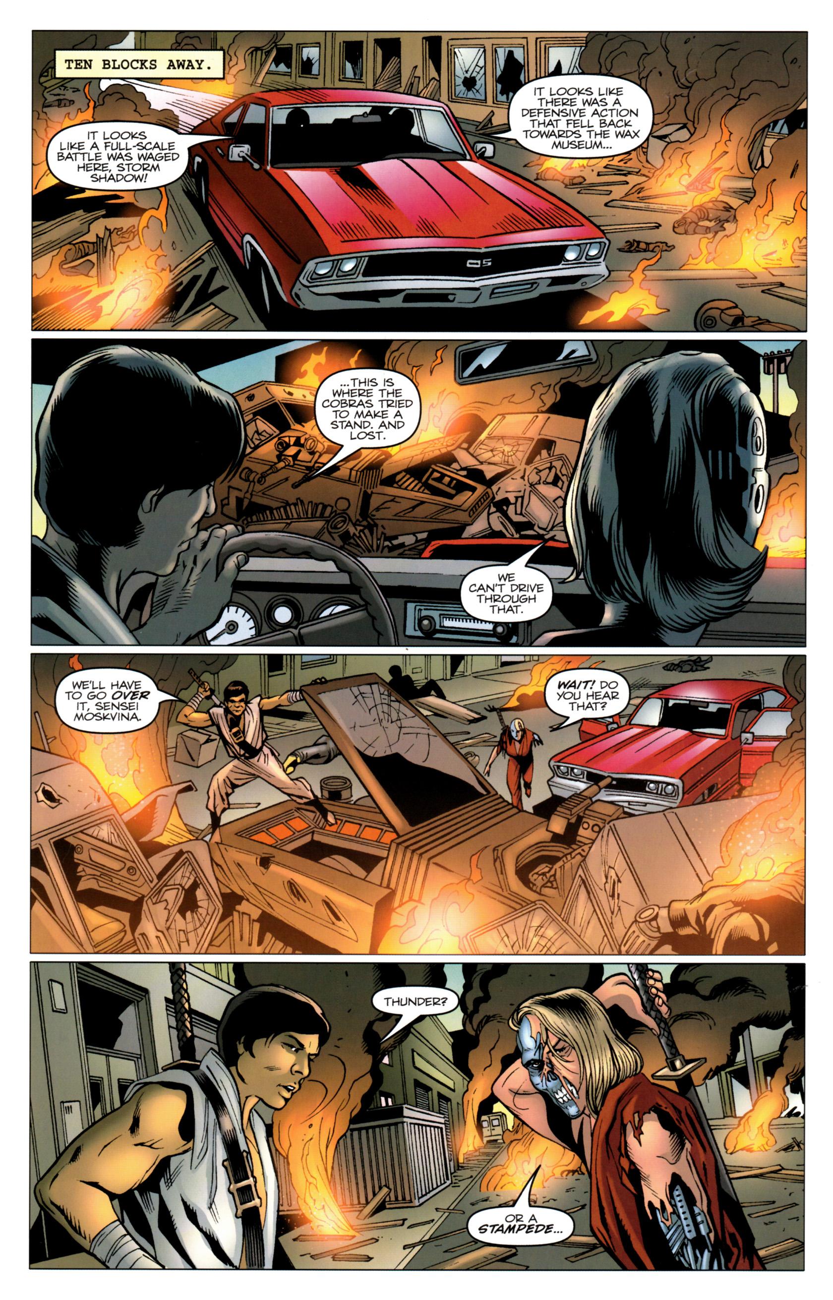 G.I. Joe: A Real American Hero 179 Page 12