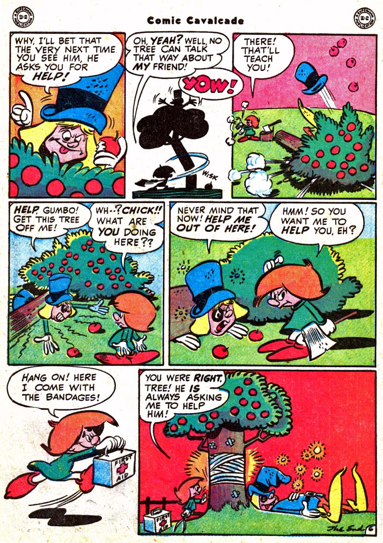 Comic Cavalcade issue 31 - Page 48
