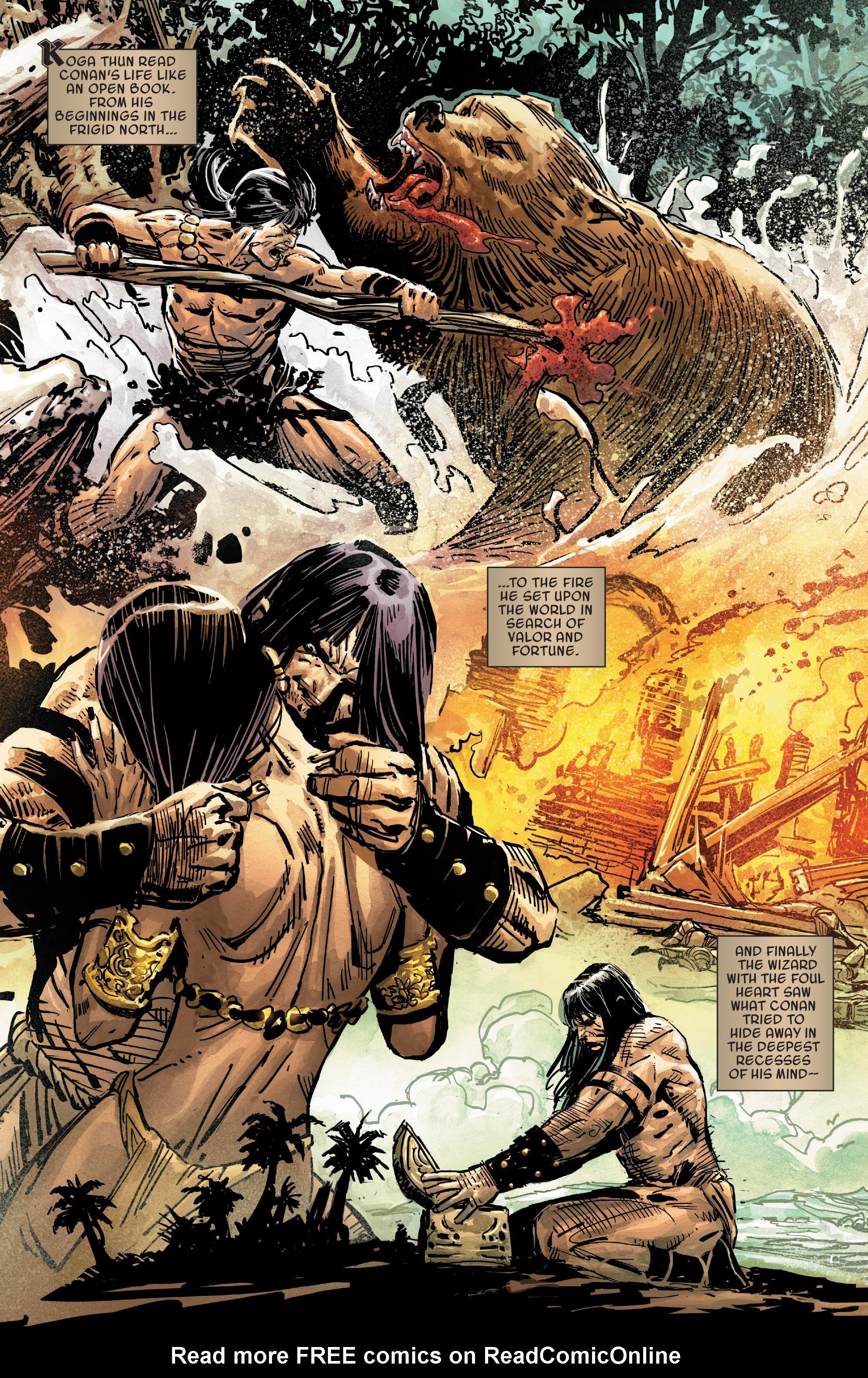 Read online Savage Sword of Conan comic -  Issue #3 - 14