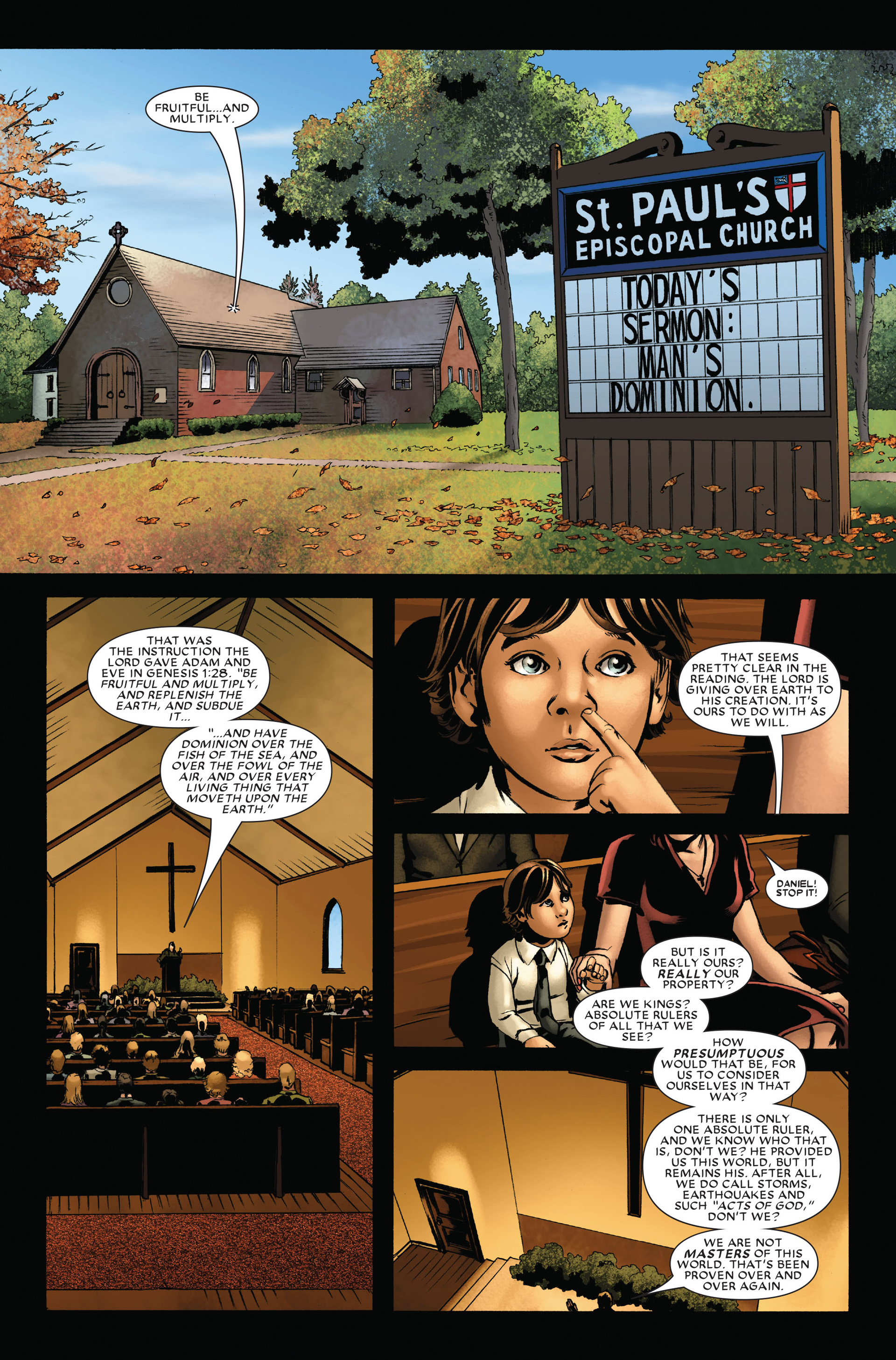 Read online X-Factor (2006) comic -  Issue #16 - 3