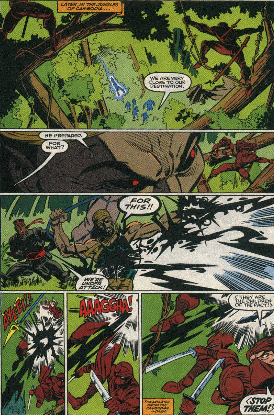 The New Warriors Issue #22 #26 - English 20